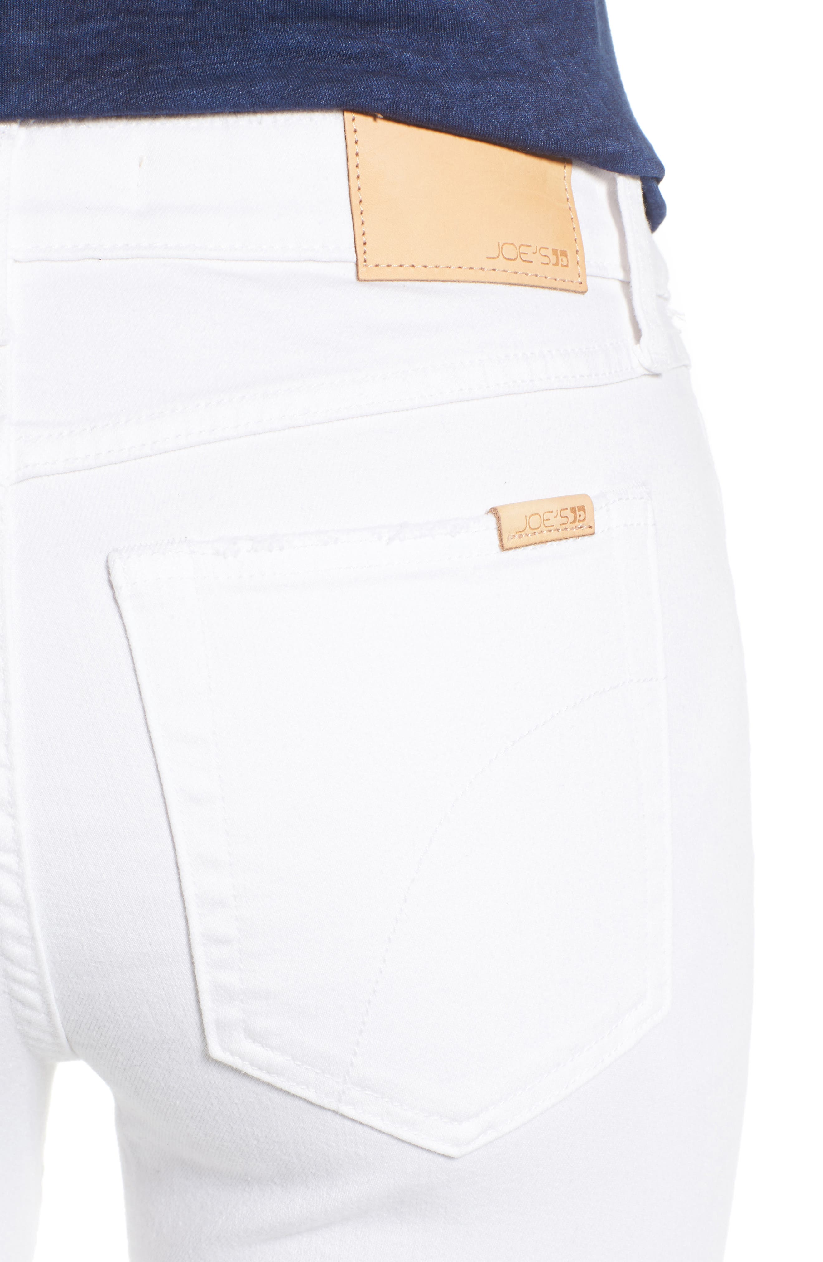 Alternate Image 4  - Joe's Icon Skinny Jeans (Scottie)