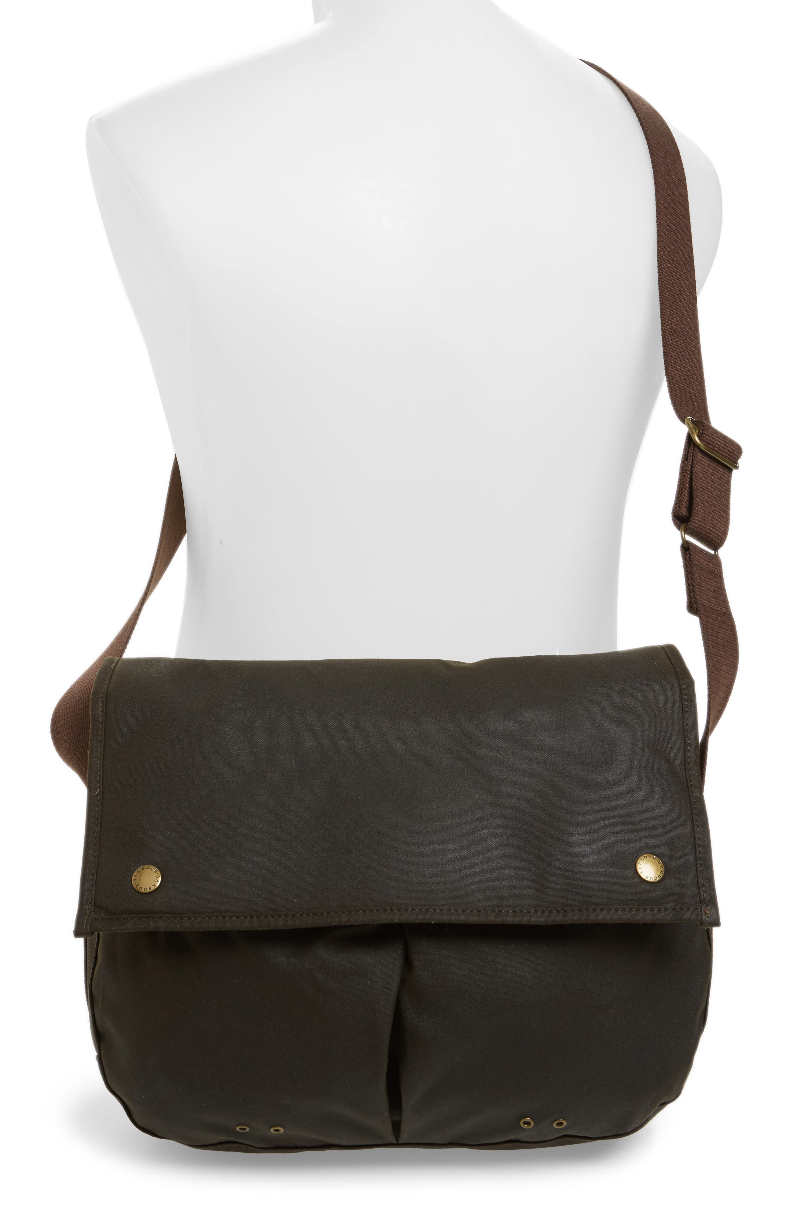 Alternate Image 2  - Barbour Cannich Taras Messenger Bag