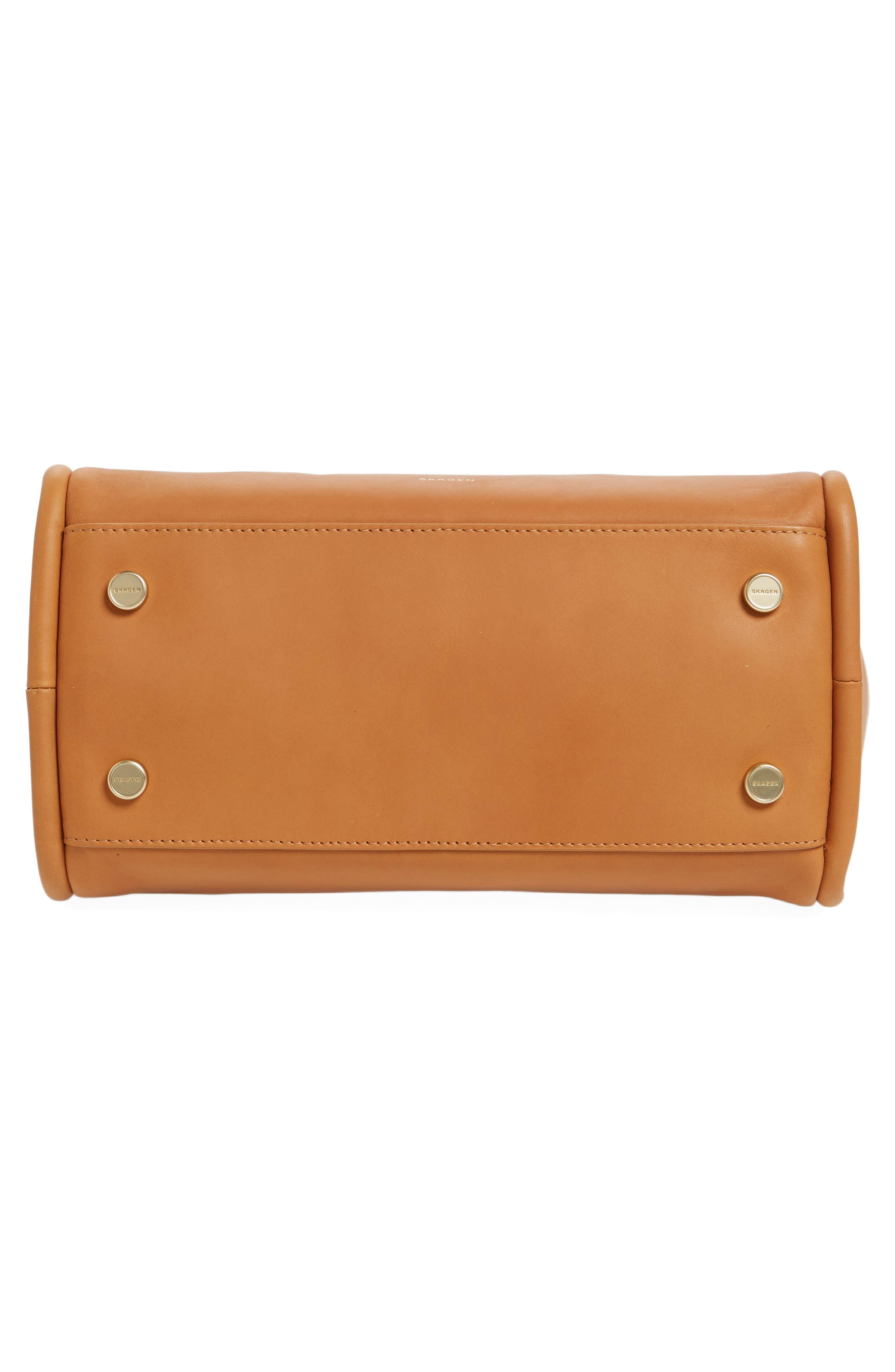Karalie Shoulder Bag,                             Alternate thumbnail 4, color,                             Tan