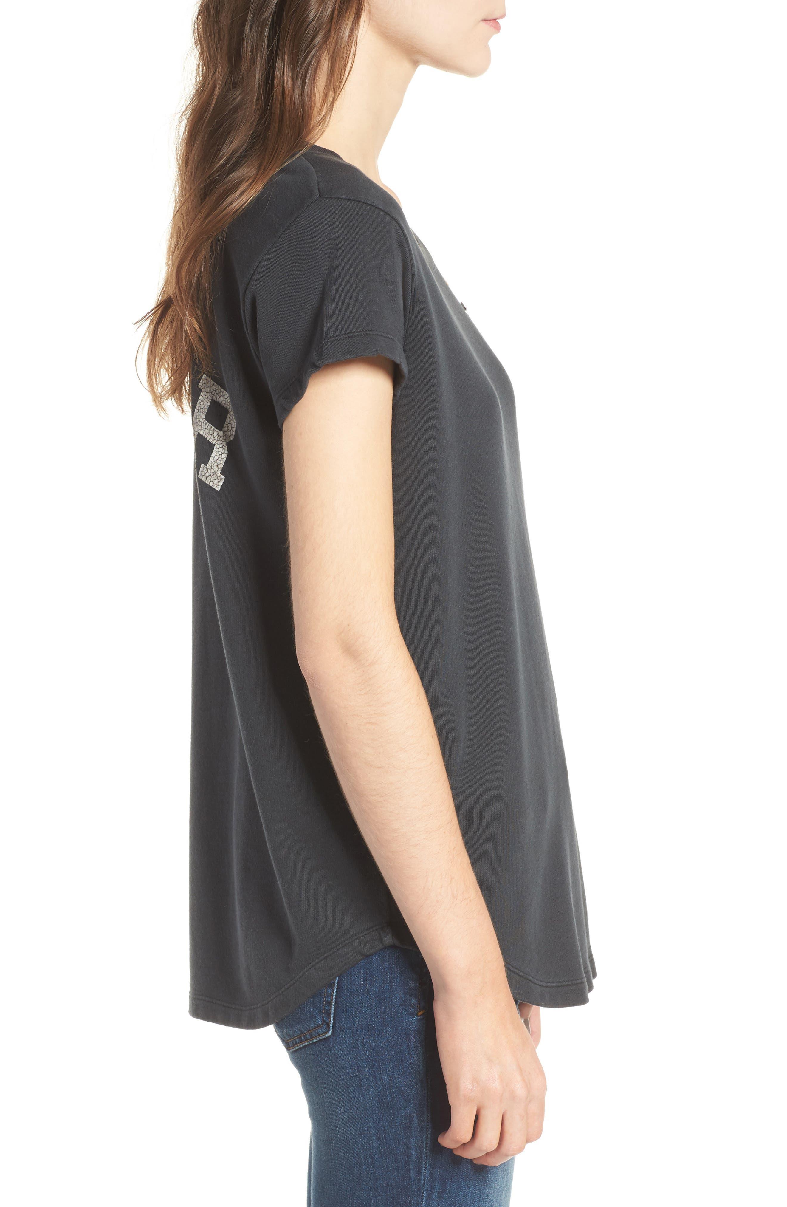 Alternate Image 3  - Zadig & Voltaire Seattle Bis Overdyed Sweatshirt