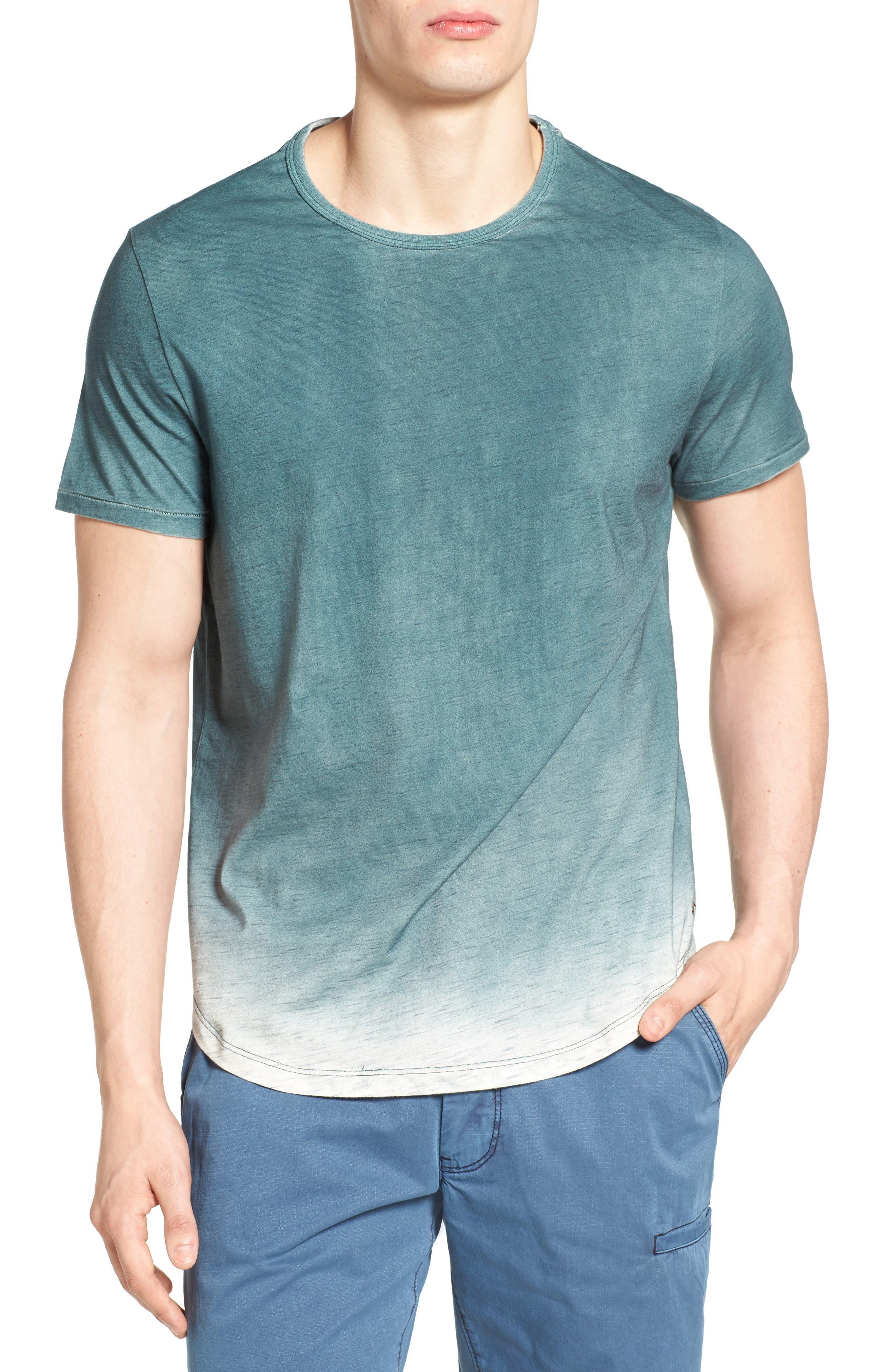 Jeremiah Kendrick Spray Heather Jersey T-Shirt