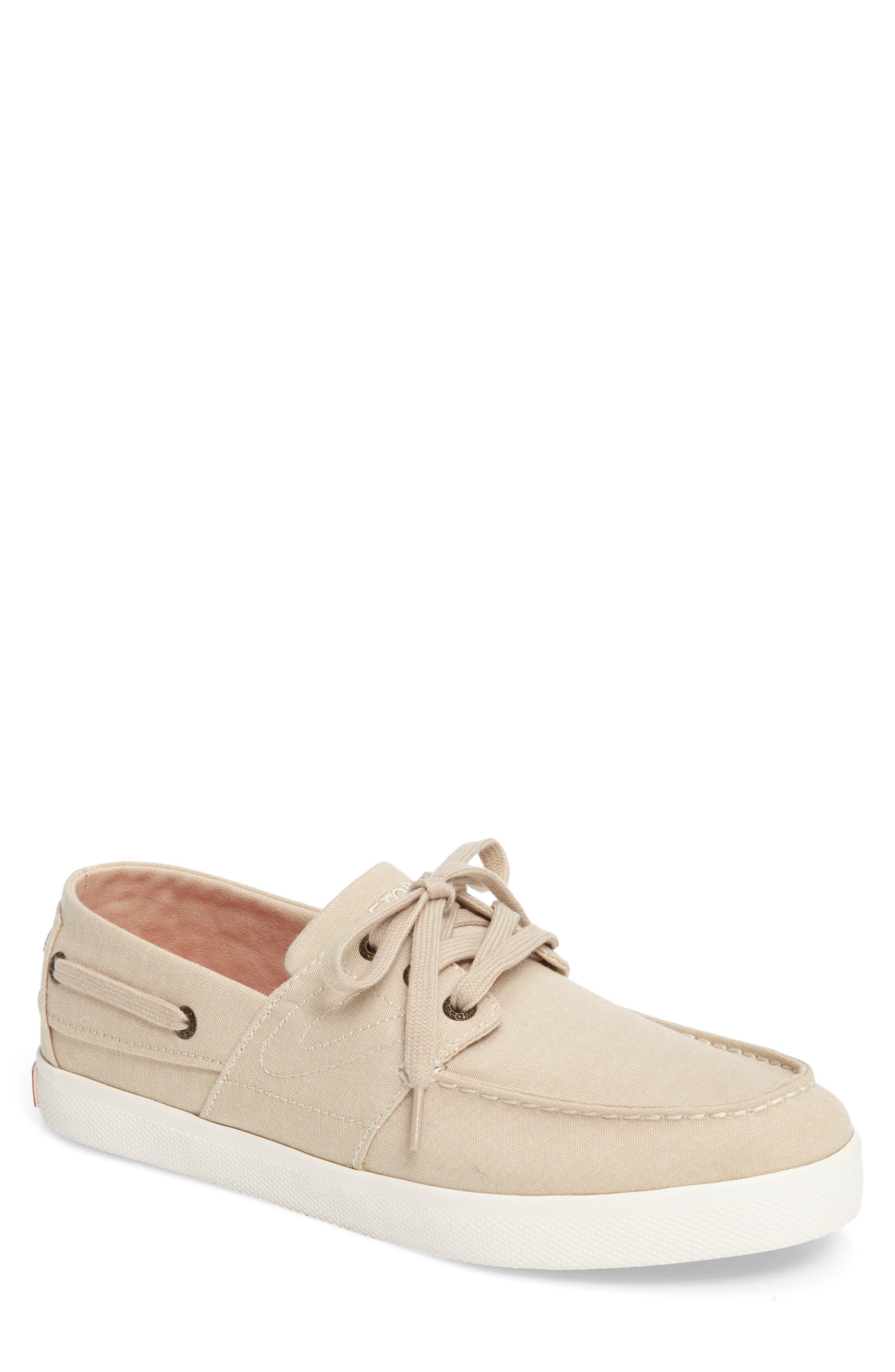 Tretorn Motto Boat Shoe (Men)