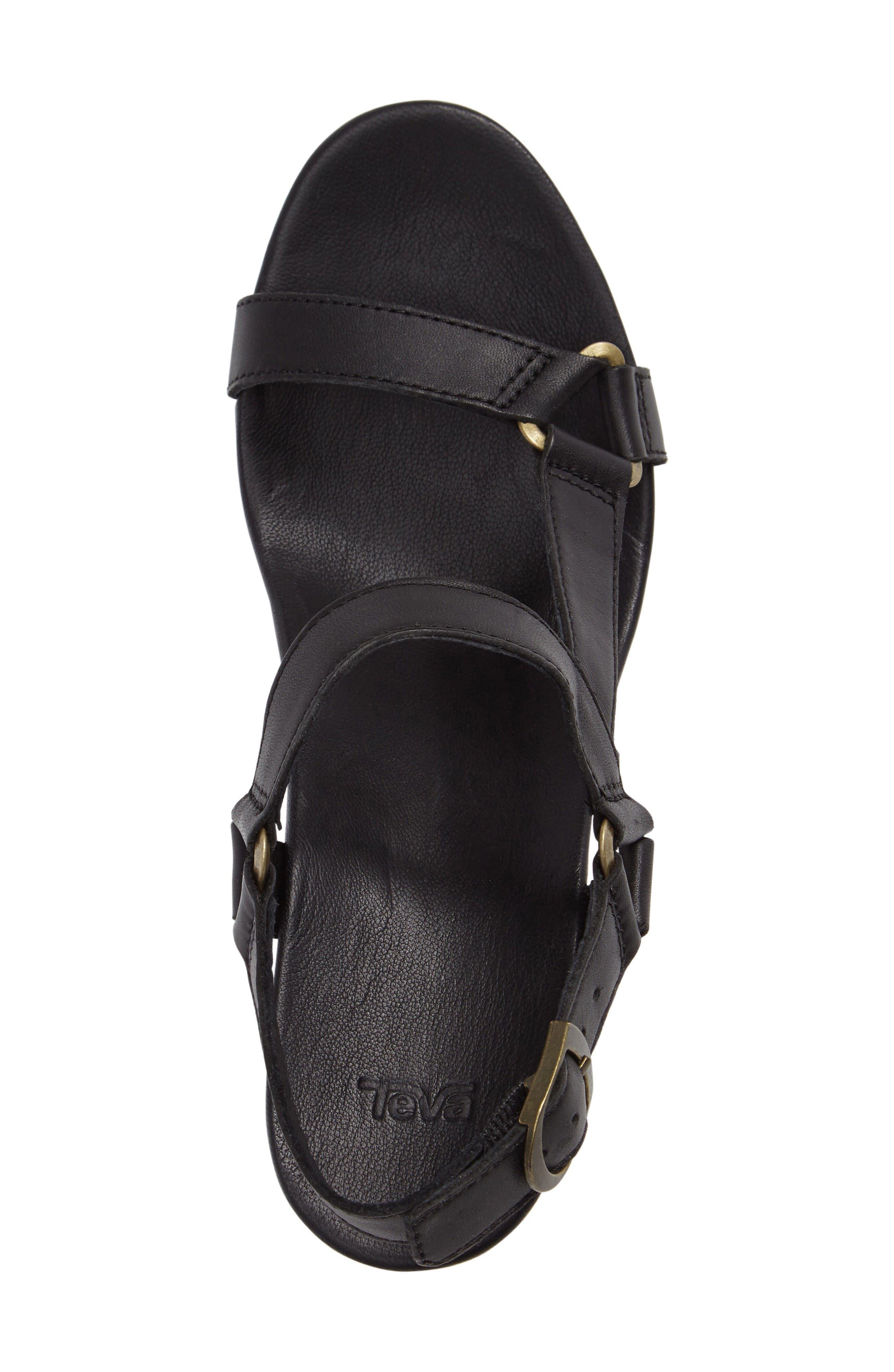 Alternate Image 3  - Teva Arrabelle Wedge Sandal (Women)