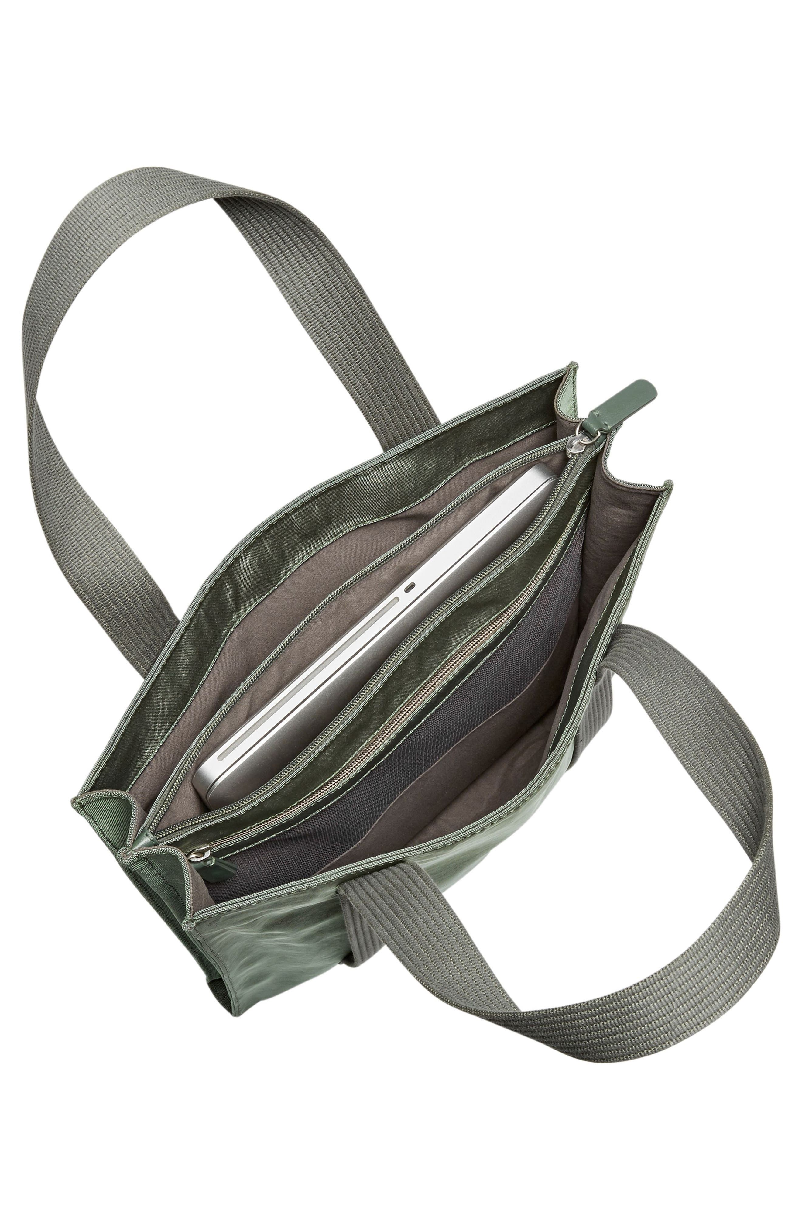 Thomsen Travel Tote Bag,                             Alternate thumbnail 3, color,                             Agave