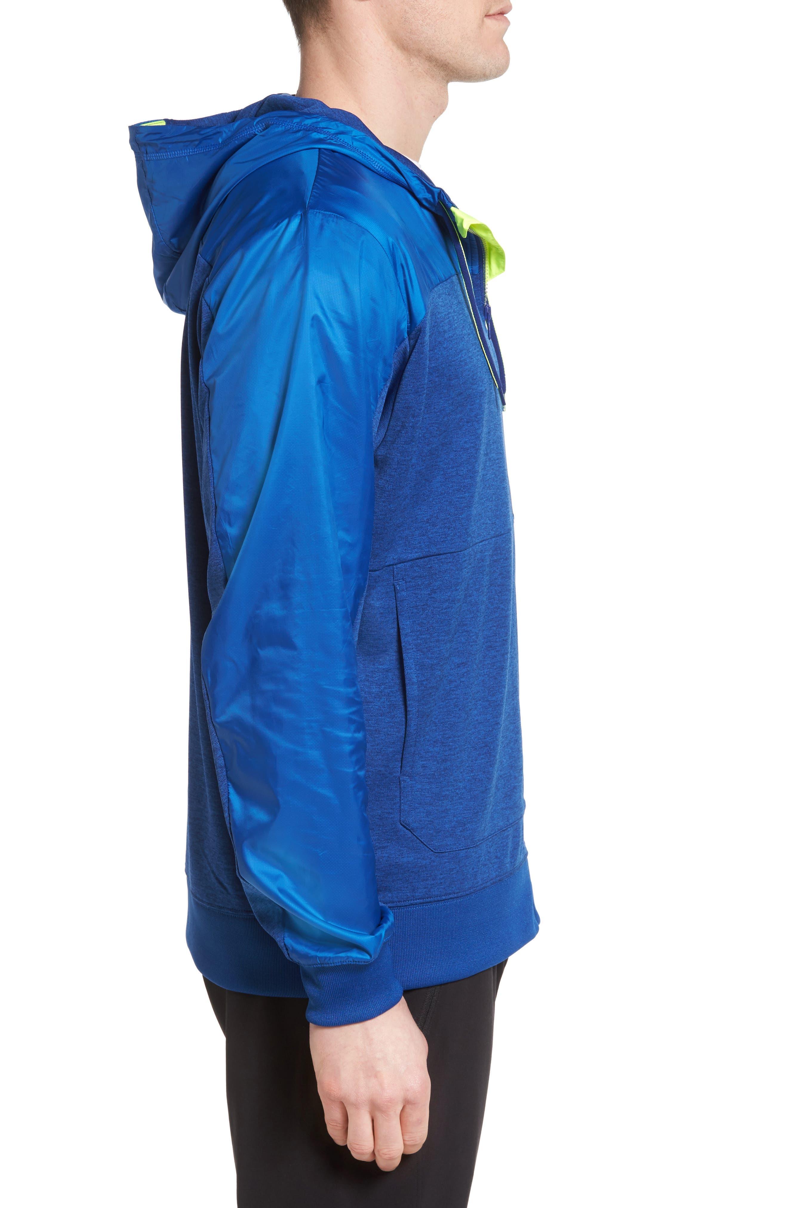 Raido Hooded Jacket,                             Alternate thumbnail 3, color,                             Sodalite Blue
