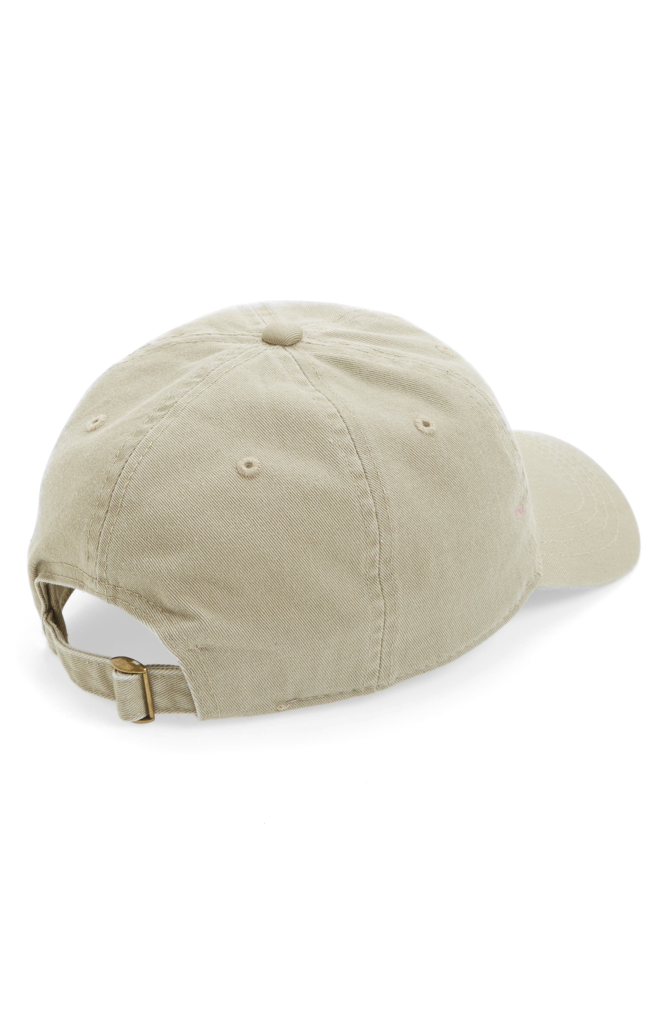 Alternate Image 2  - Body Rags Clothing Co. Twill Dad Kale-Fornia Cap