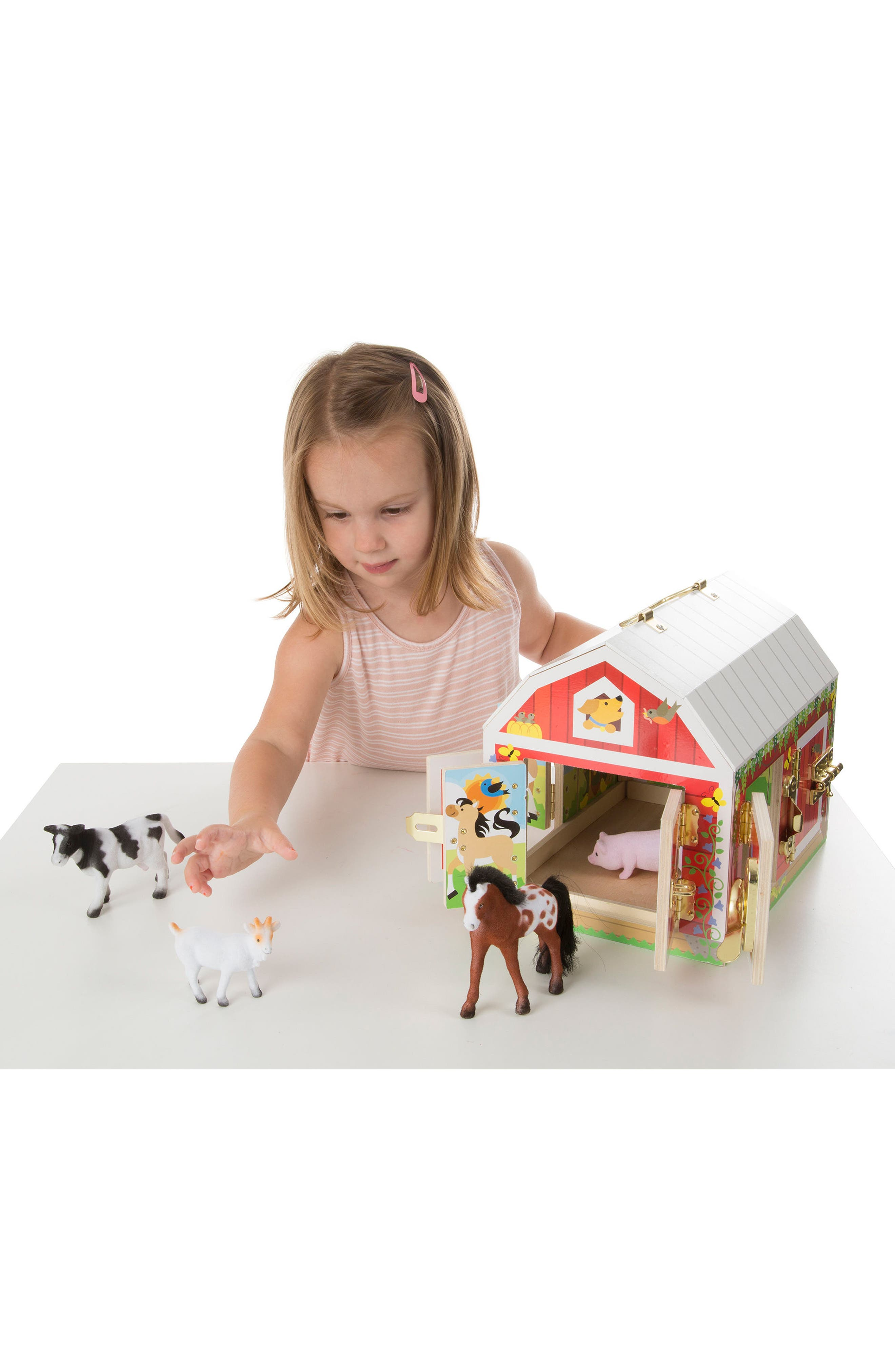 Alternate Image 2  - Melissa & Doug Latches Barn