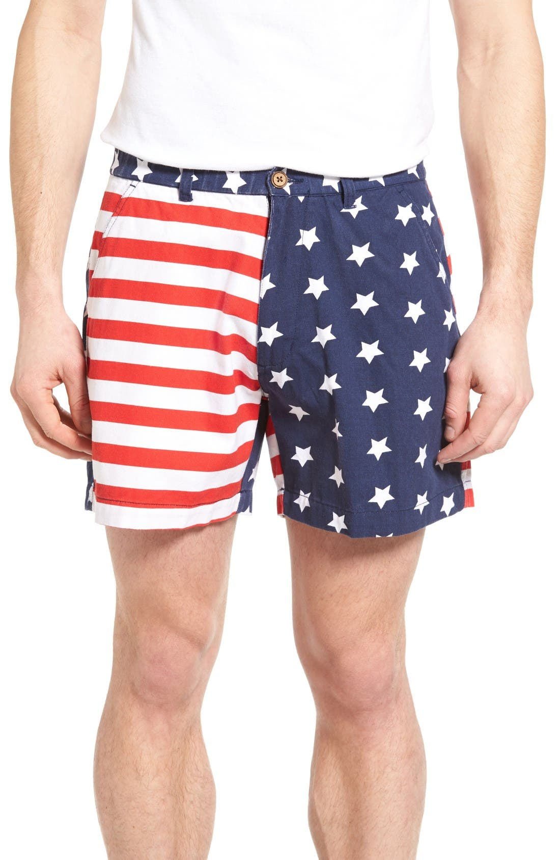Alternate Image 1 Selected - Vintage 1946 Snappers Americana Shorts