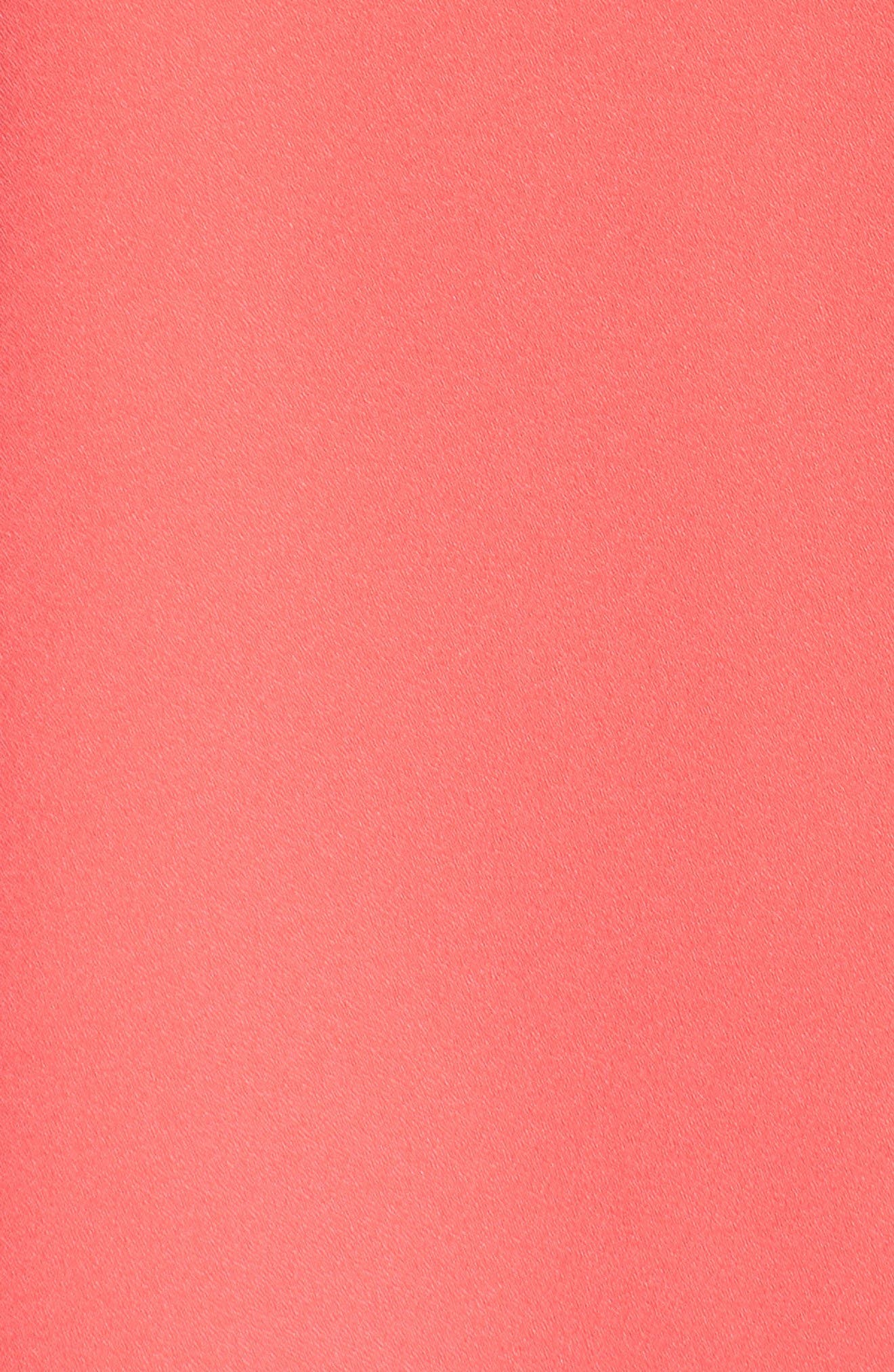 Alternate Image 6  - BB Dakota 'Palma' Crepe Shift Dress