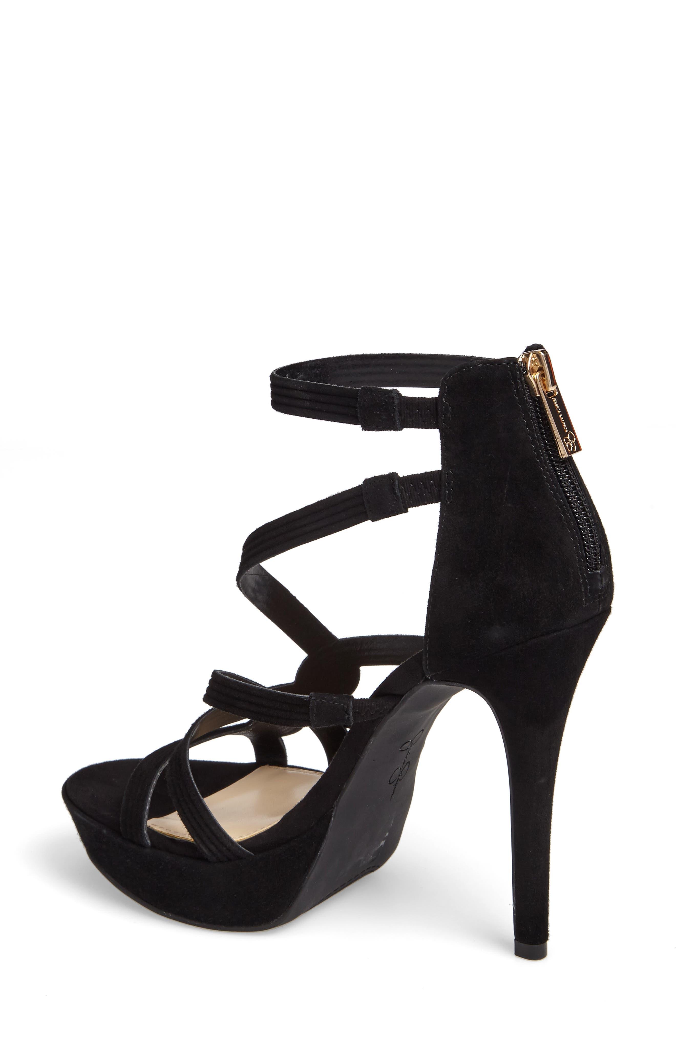 Alternate Image 2  - Jessica Simpson Bellanne Platform Sandal (Women)