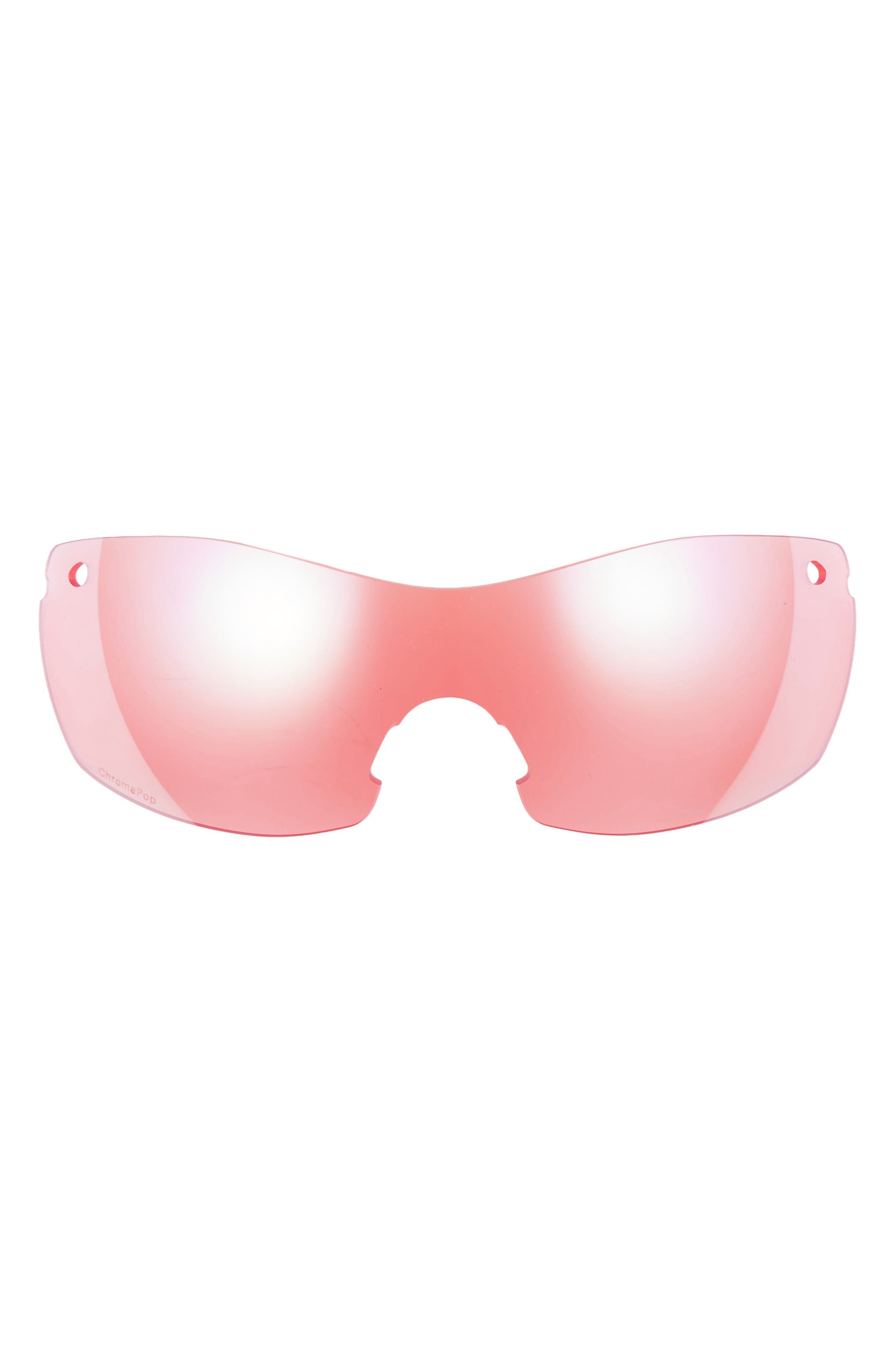 Alternate Image 3  - Smith PivLock™ Asana 125mm ChromaPop Polarized Sunglasses