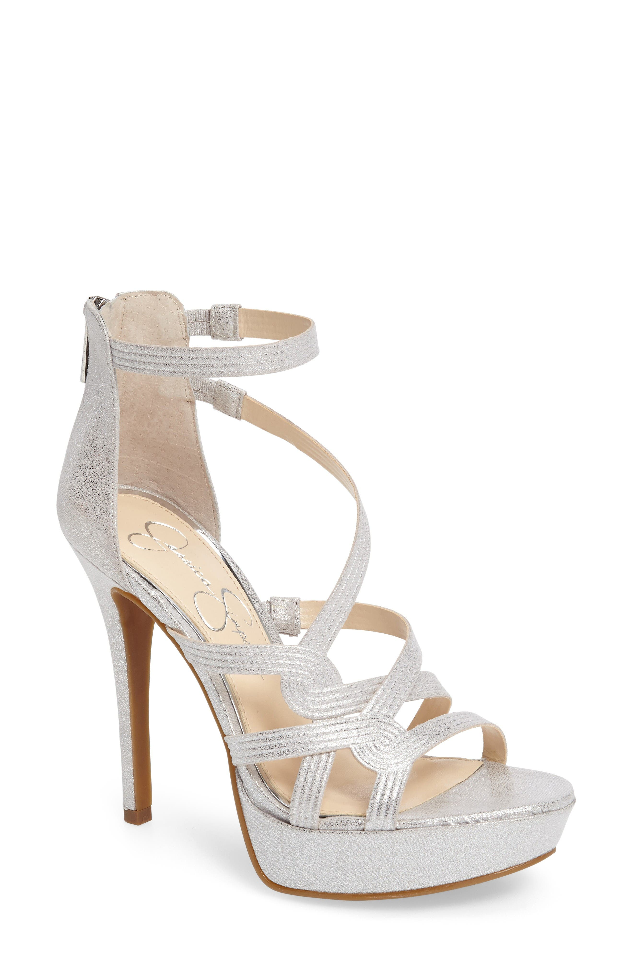 Main Image - Jessica Simpson Bellanne Platform Sandal (Women)