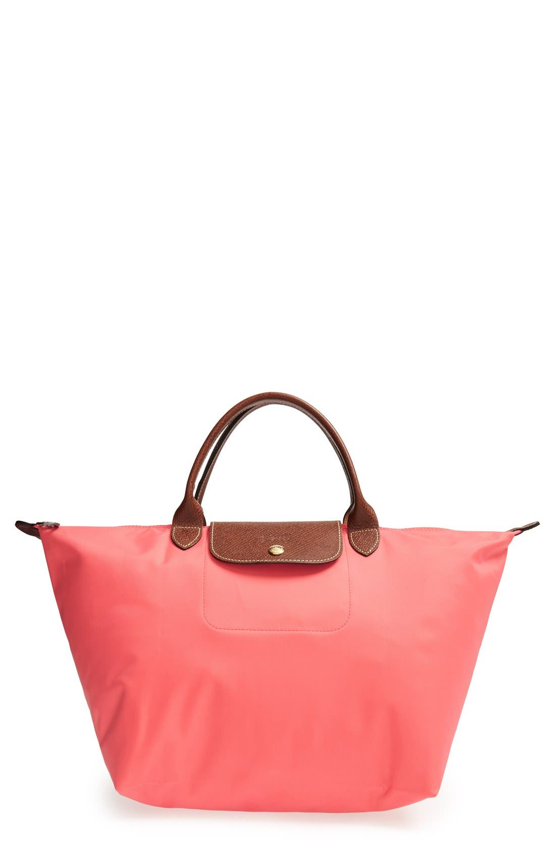 Main Image - Longchamp 'Medium Le Pliage' Nylon Tote