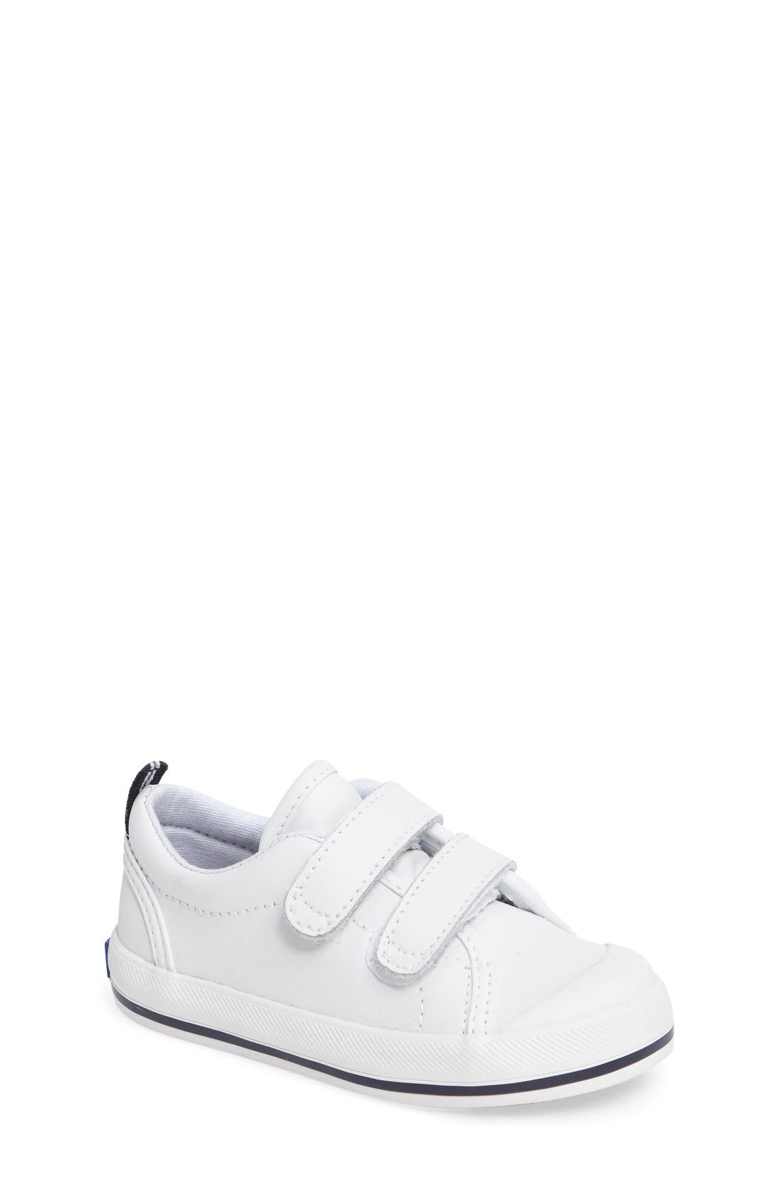 Alternate Image 1 Selected - Keds® 'Graham' Hook & Loop Sneaker (Baby, Walker & Toddler)