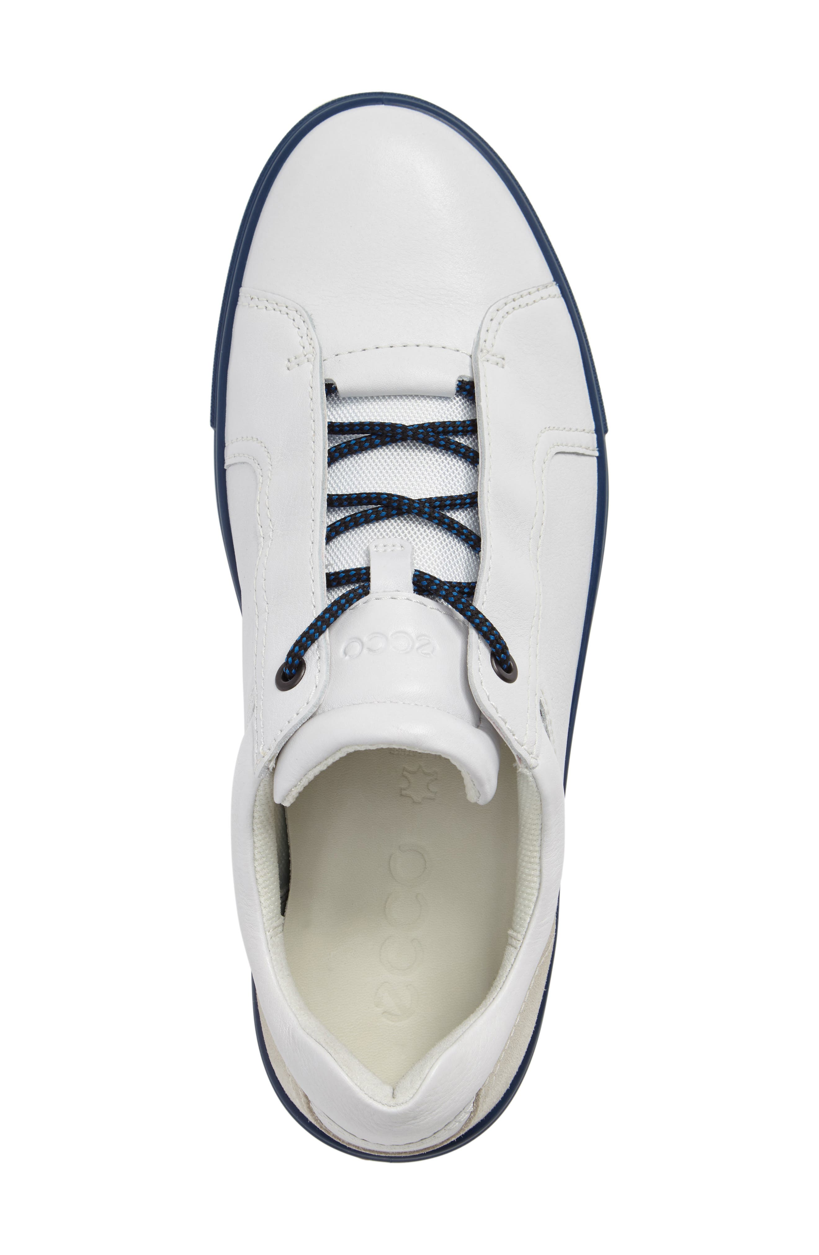 Kyle Sneaker,                             Alternate thumbnail 3, color,                             White