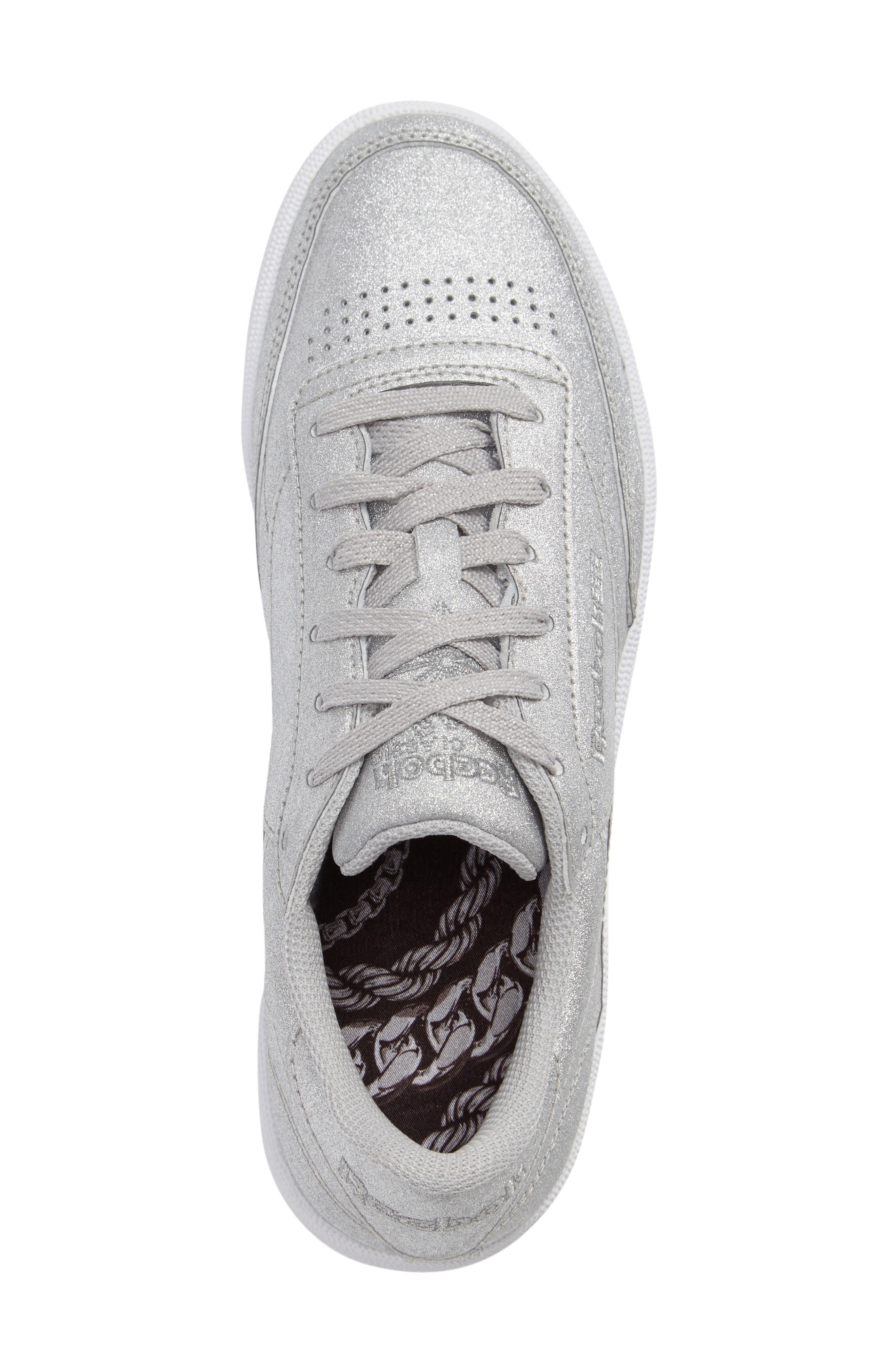 Alternate Image 3  - Reebok Club C 85 Sneaker (Women)