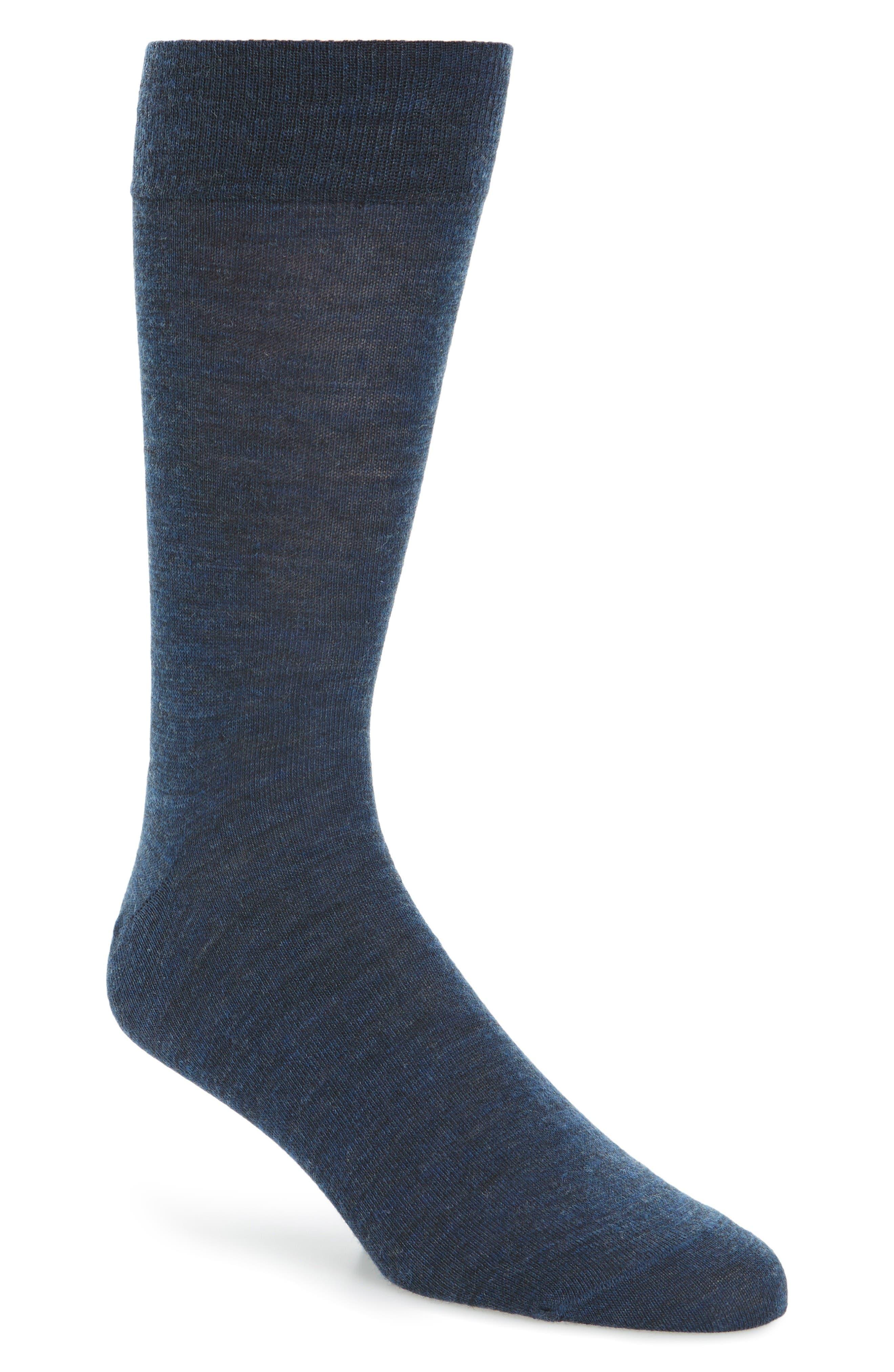 Lorenzo Uomo Merino Wool Blend Socks (3 for $30)