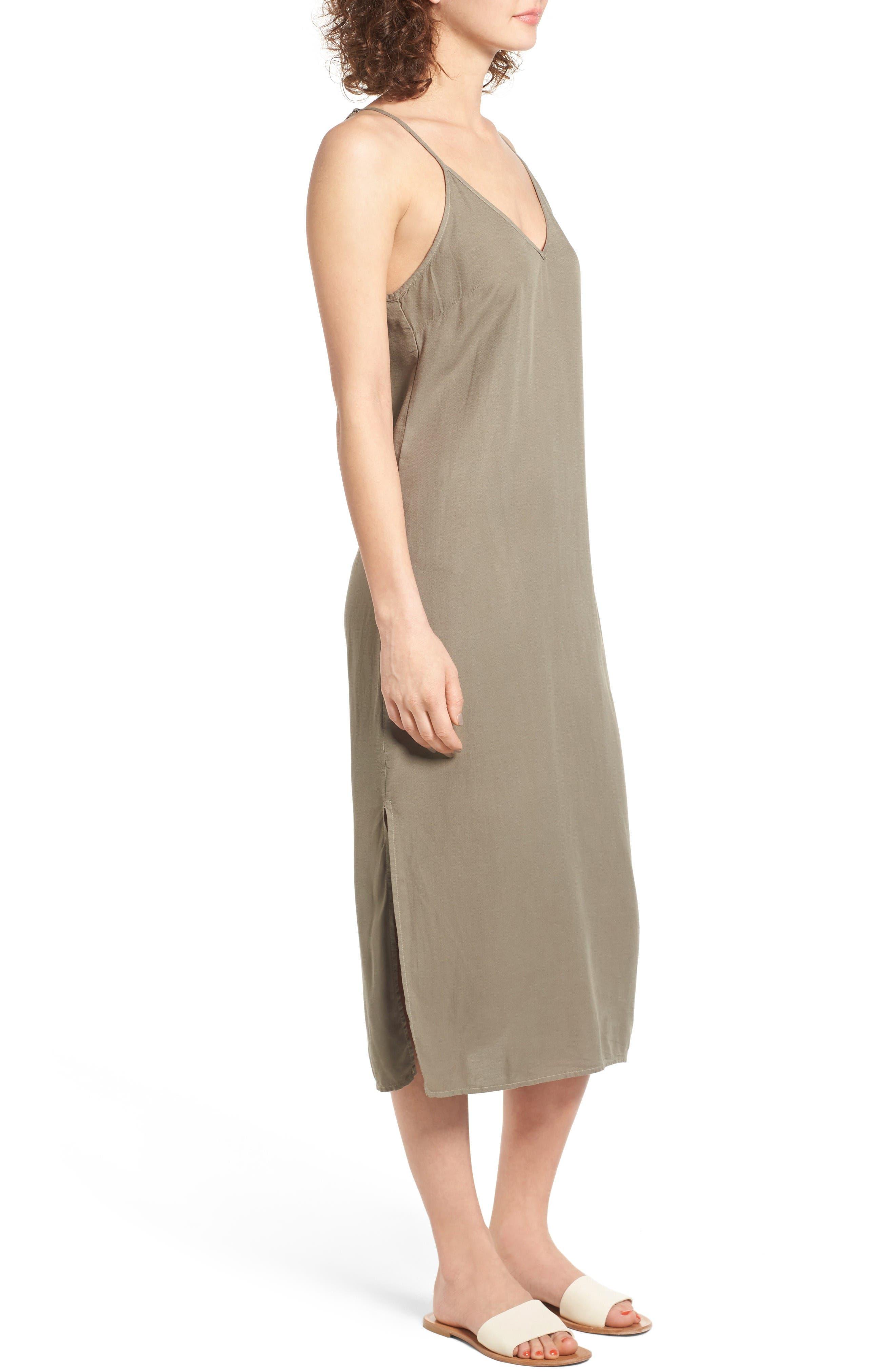 Alternate Image 3  - Splendid Tank Midi Dress