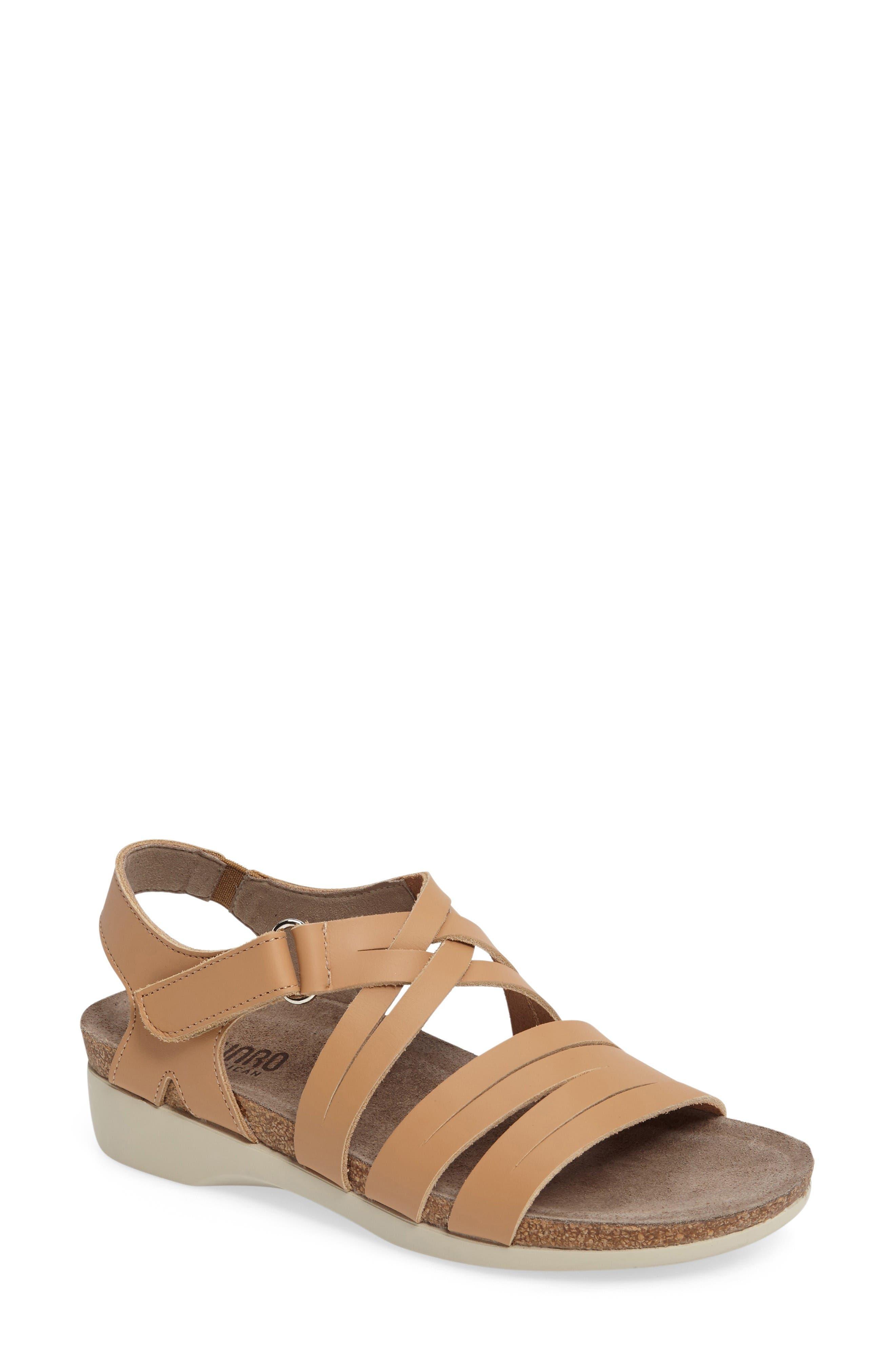 MUNRO Kaya Strappy Sandal