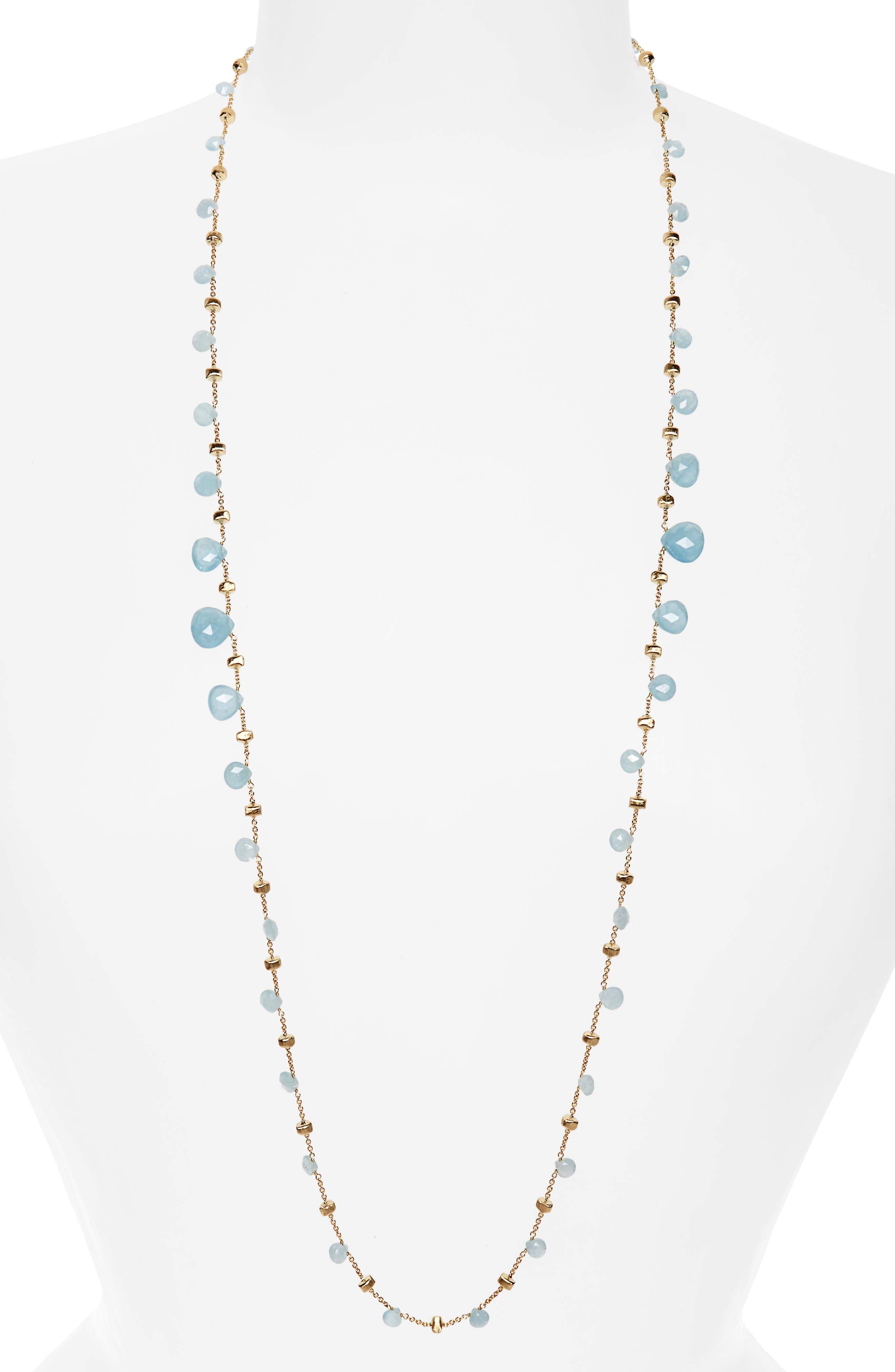 MARCO BICEGO Paradise Long Station Necklace