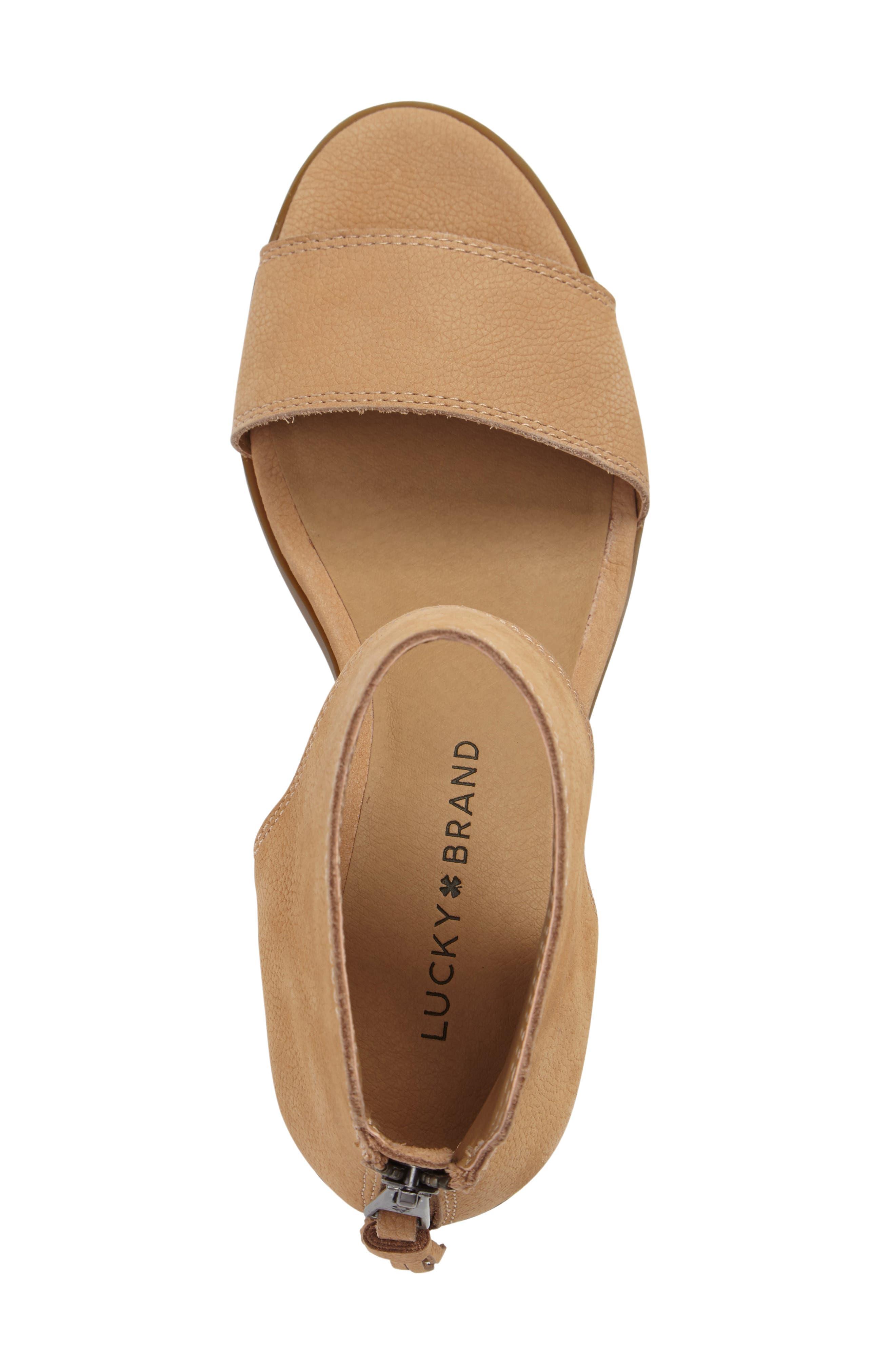 Alternate Image 3  - Lucky Brand Barbina Sandal (Women)
