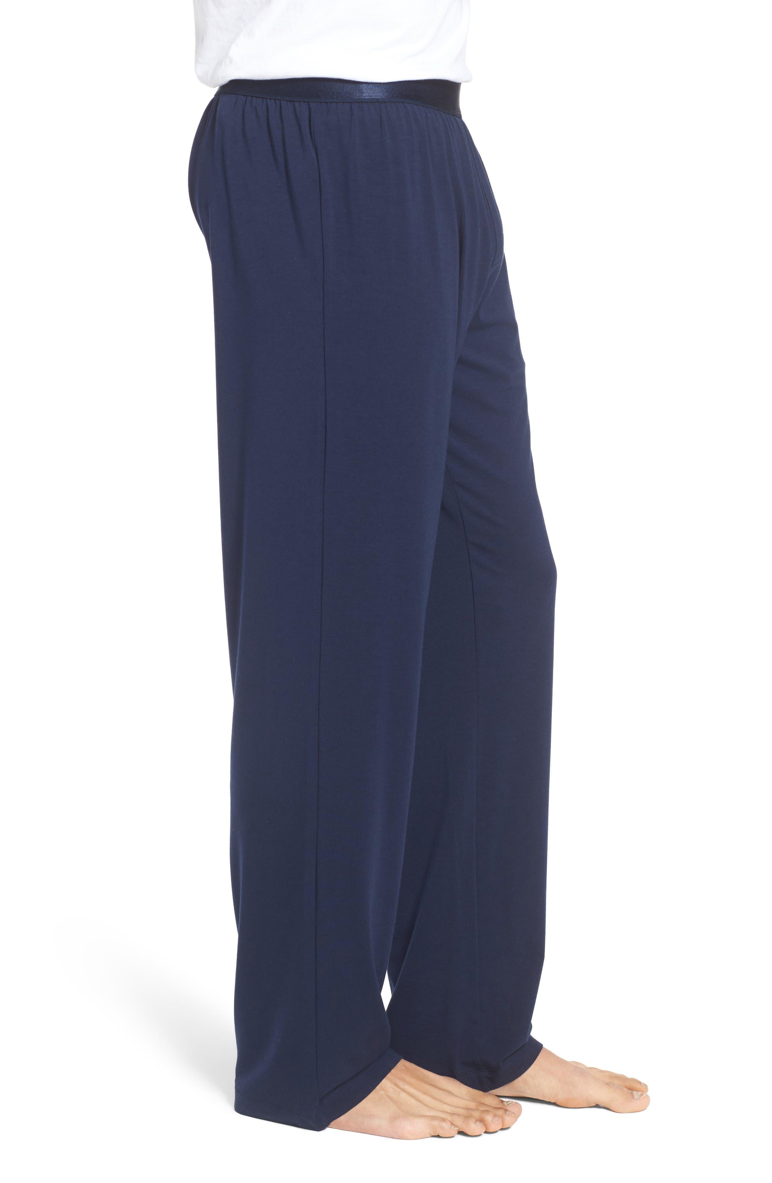 Alternate Image 3  - Nordstrom Men's Shop Micromodal Blend Lounge Pants