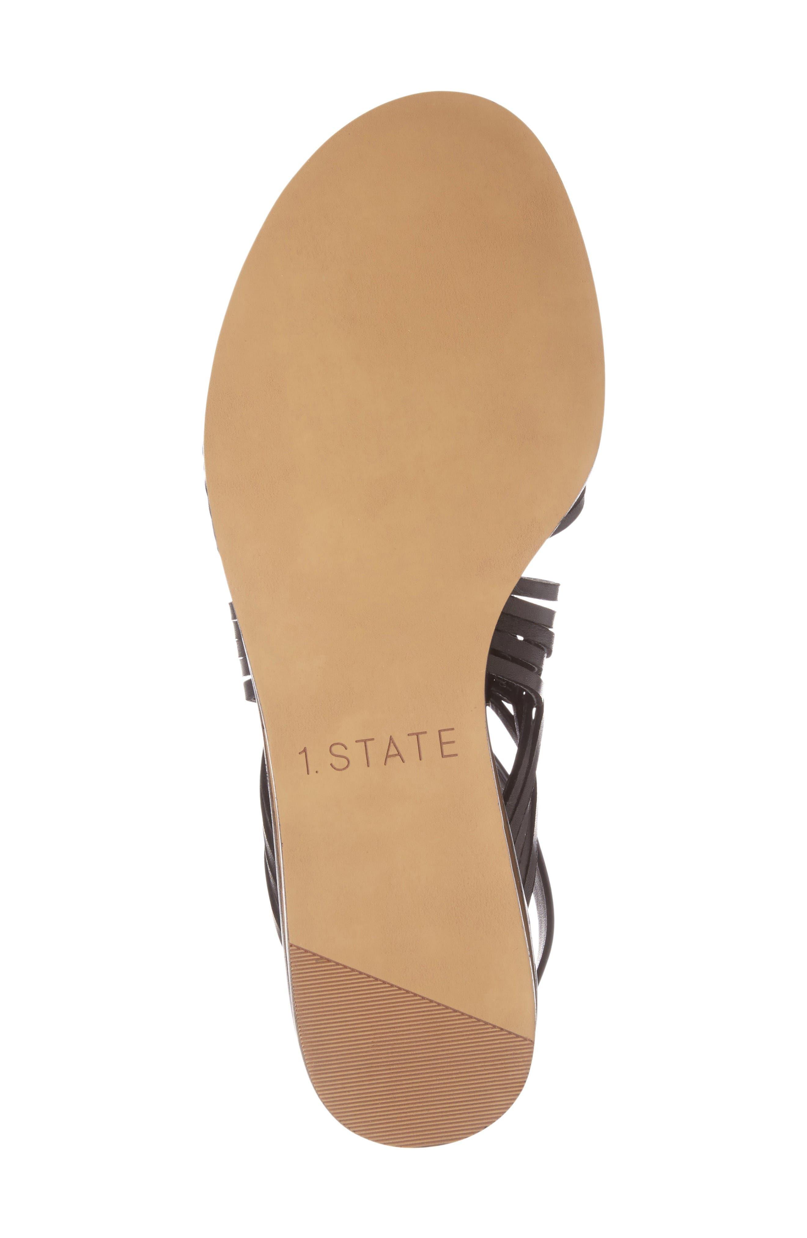 Alternate Image 4  - 1.STATE Maliyah Wedge Sandal (Women)
