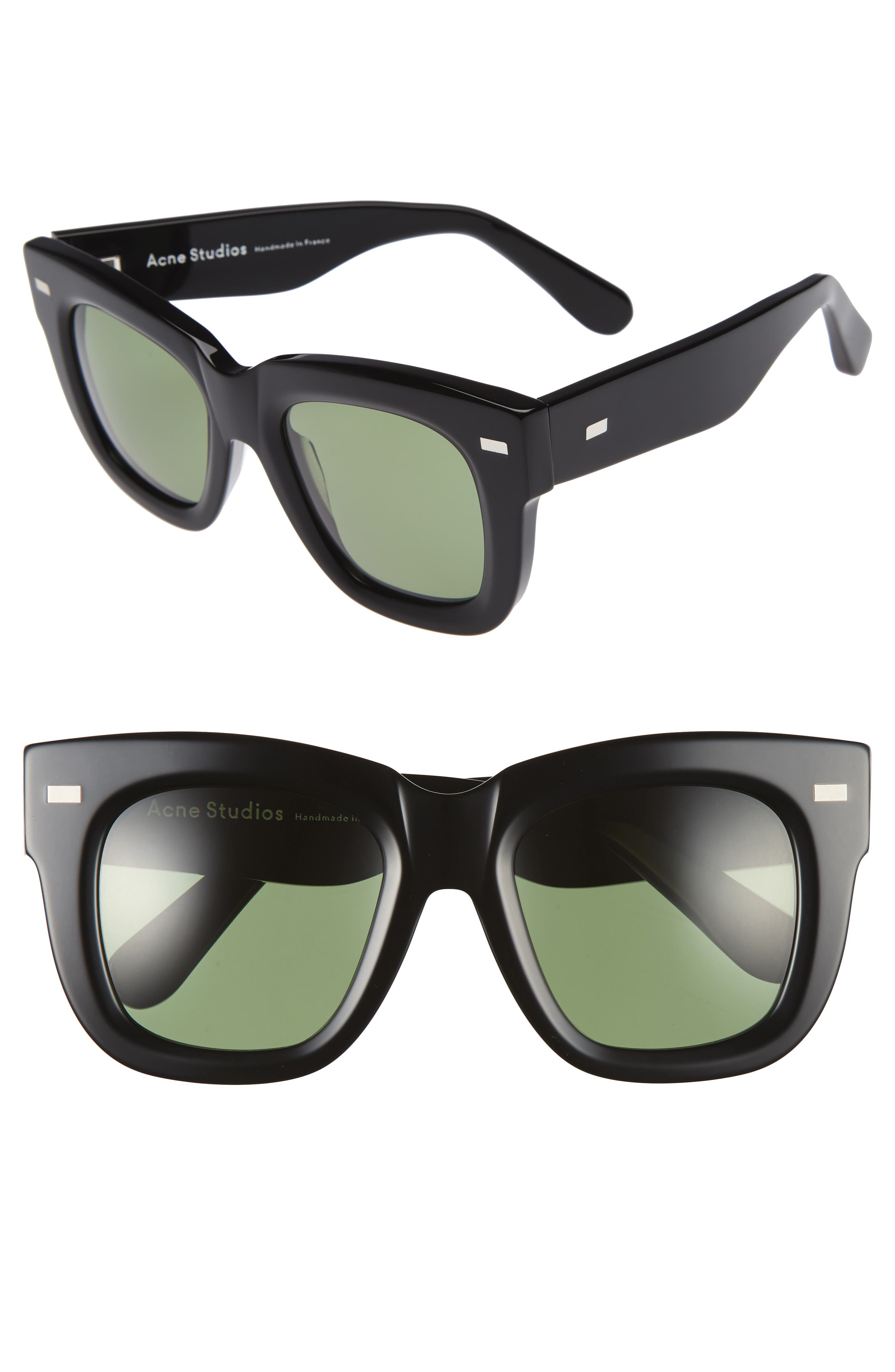 ACNE STUDIOS Library 50mm Sunglasses
