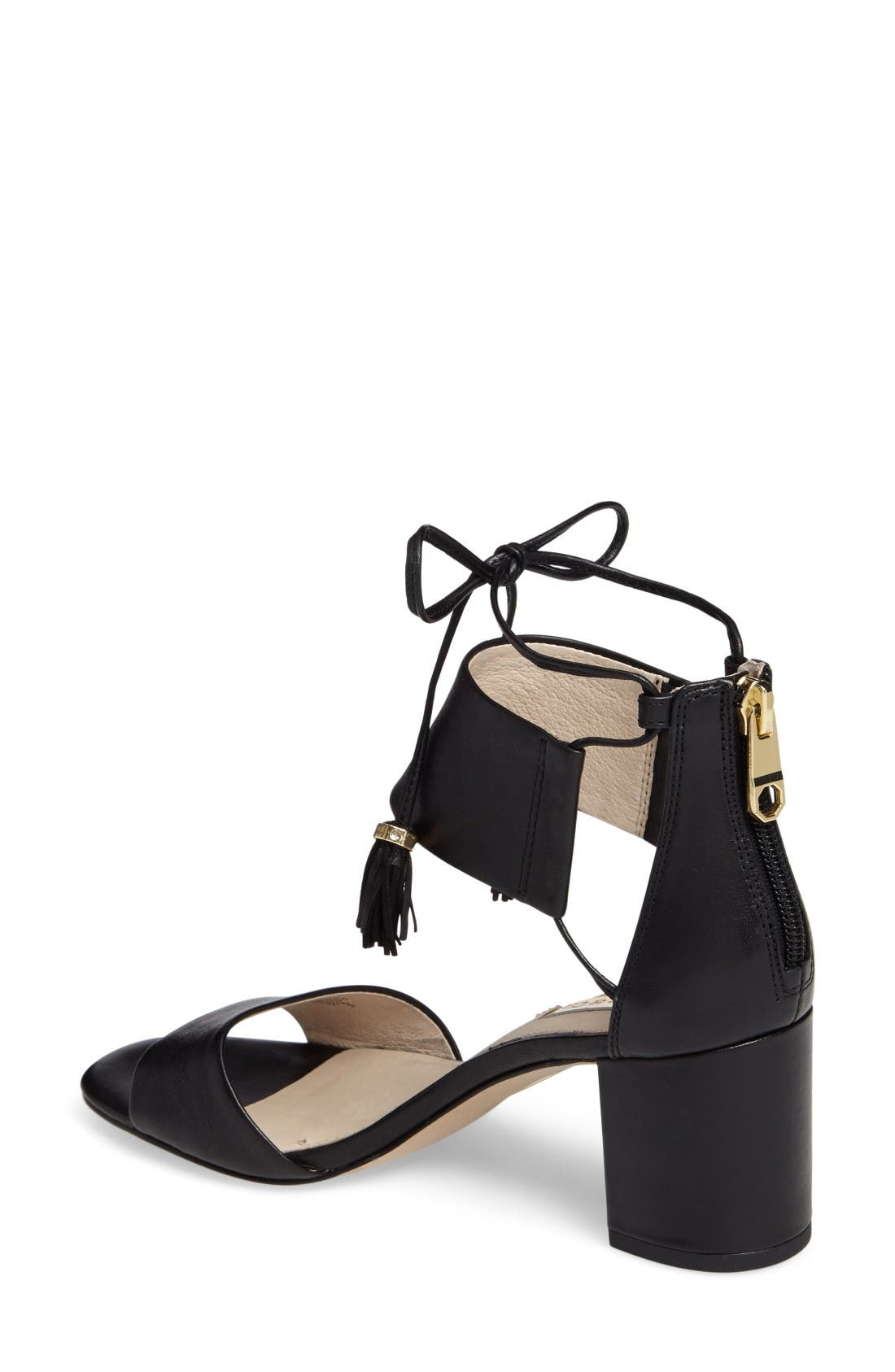Alternate Image 2  - Louise et Cie Keegan Block Heel Sandal (Women)