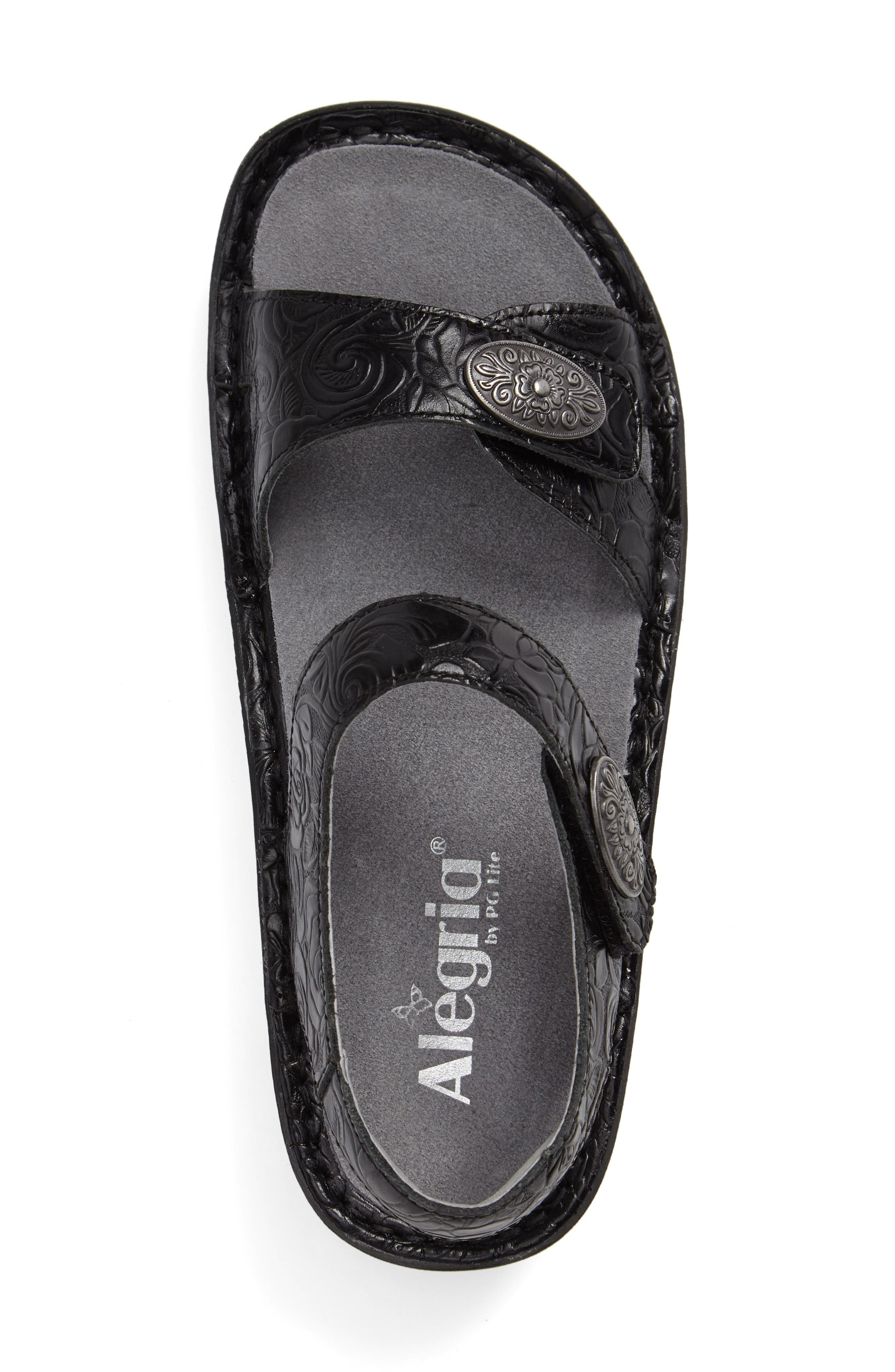 Vienna Sandal,                             Alternate thumbnail 3, color,                             Cowgirl Tar Leather