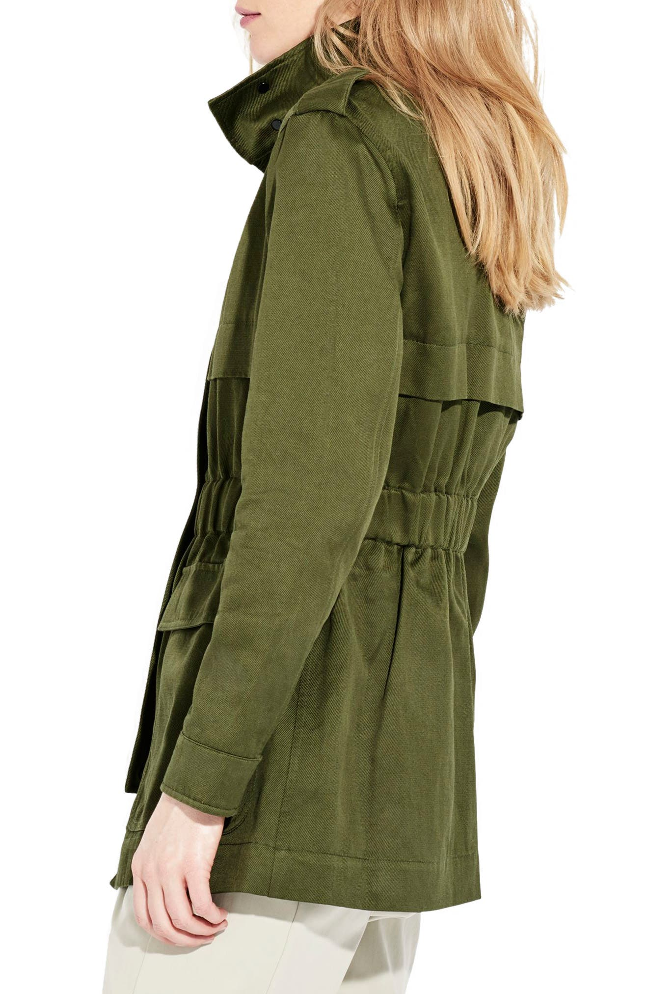 The Nova Utility Jacket,                             Alternate thumbnail 3, color,                             Olive