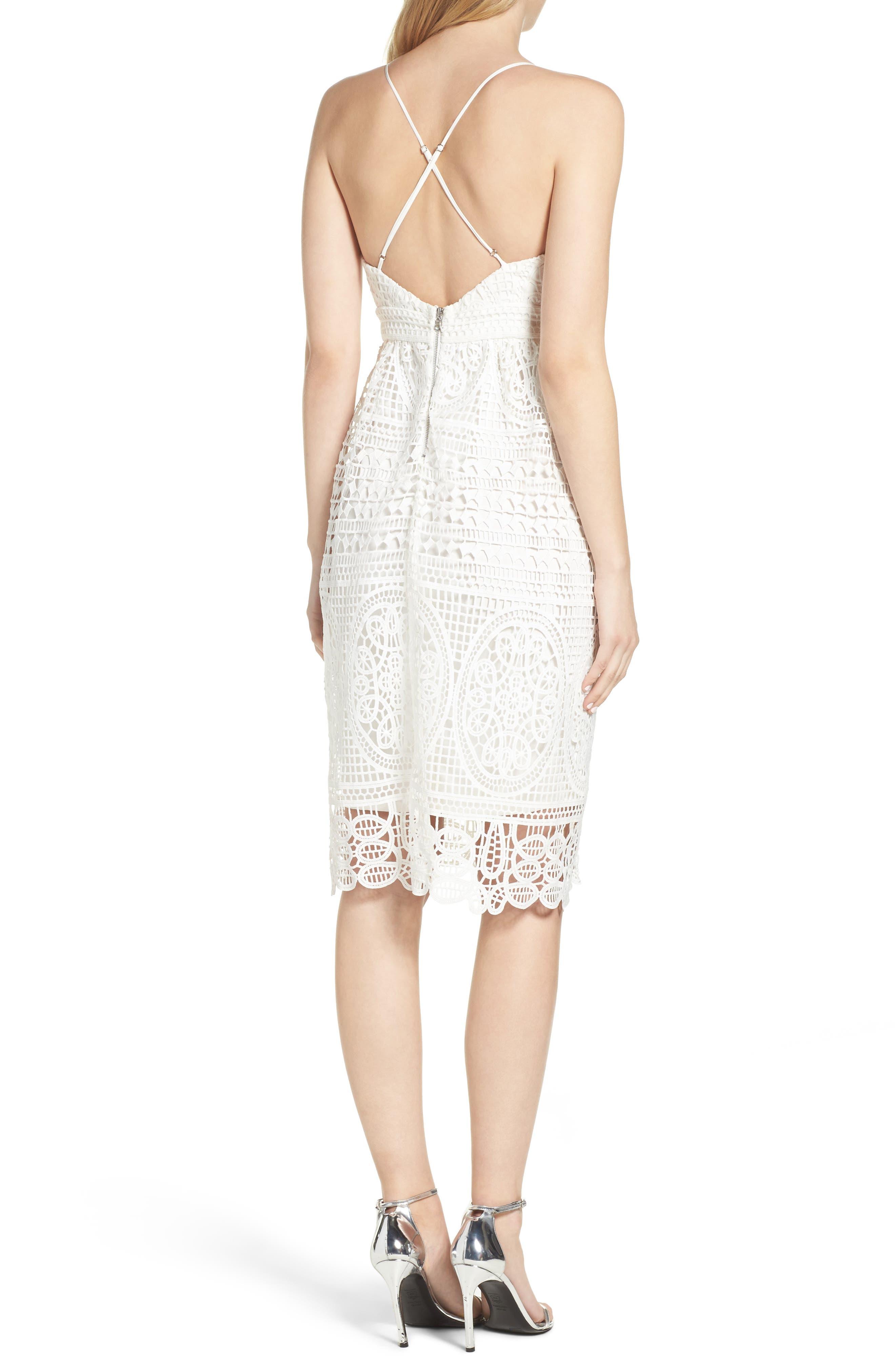 Alternate Image 3  - Bardot Versailles Slipdress