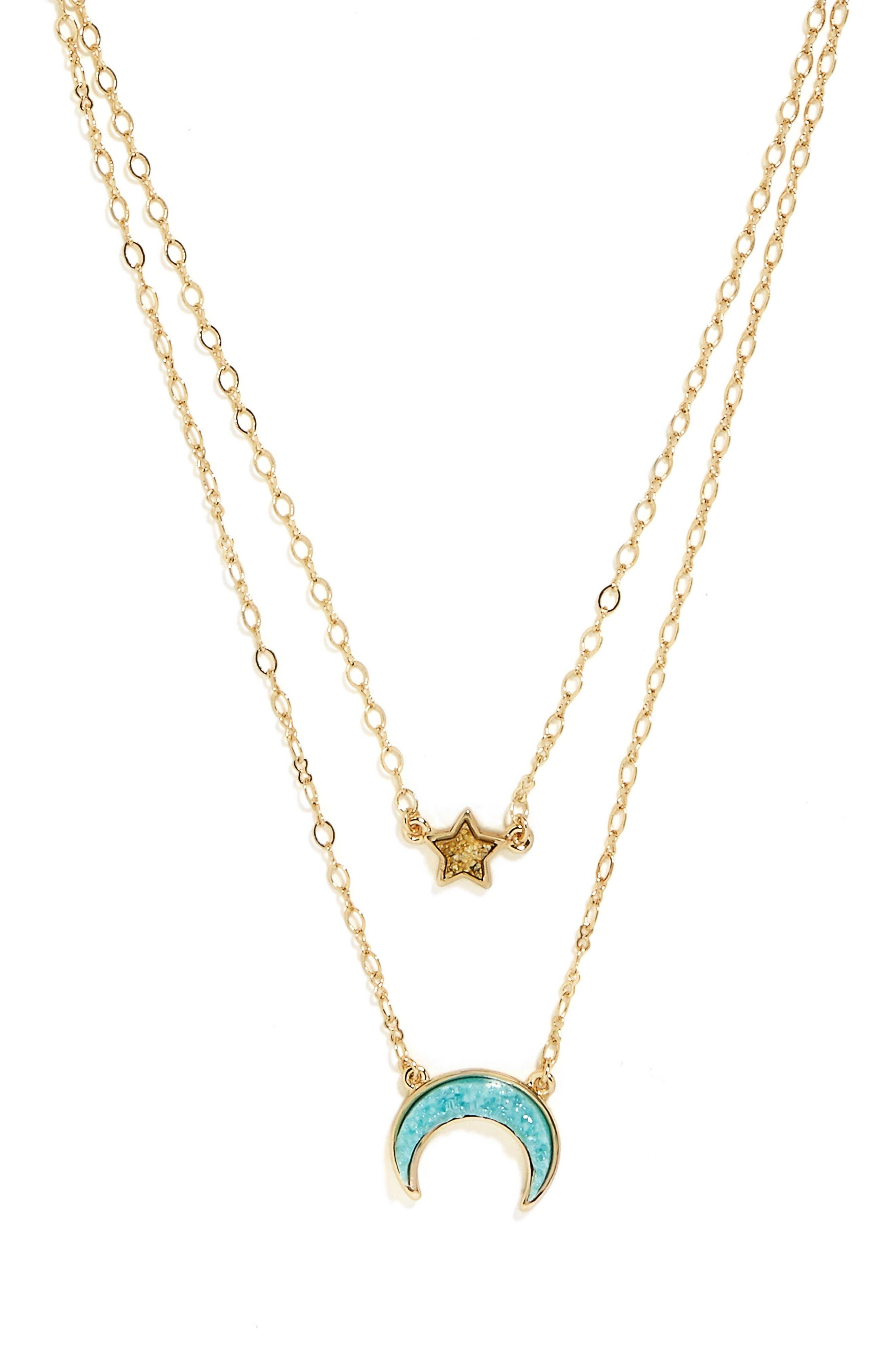 Alternate Image 3  - BaubleBar Skye Layered Necklace