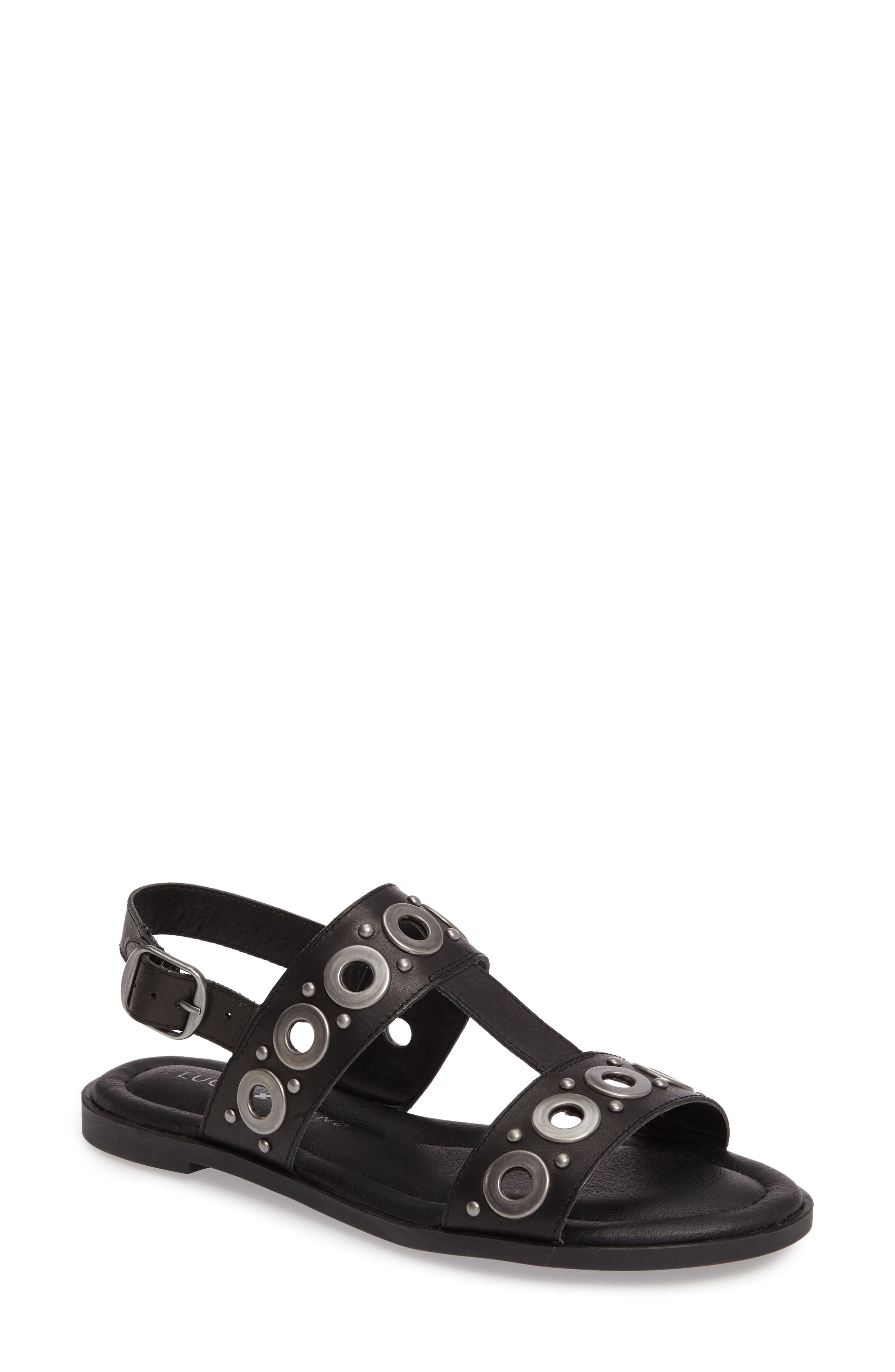 Lucky Brand Ansel Grommet Sandal (Women)
