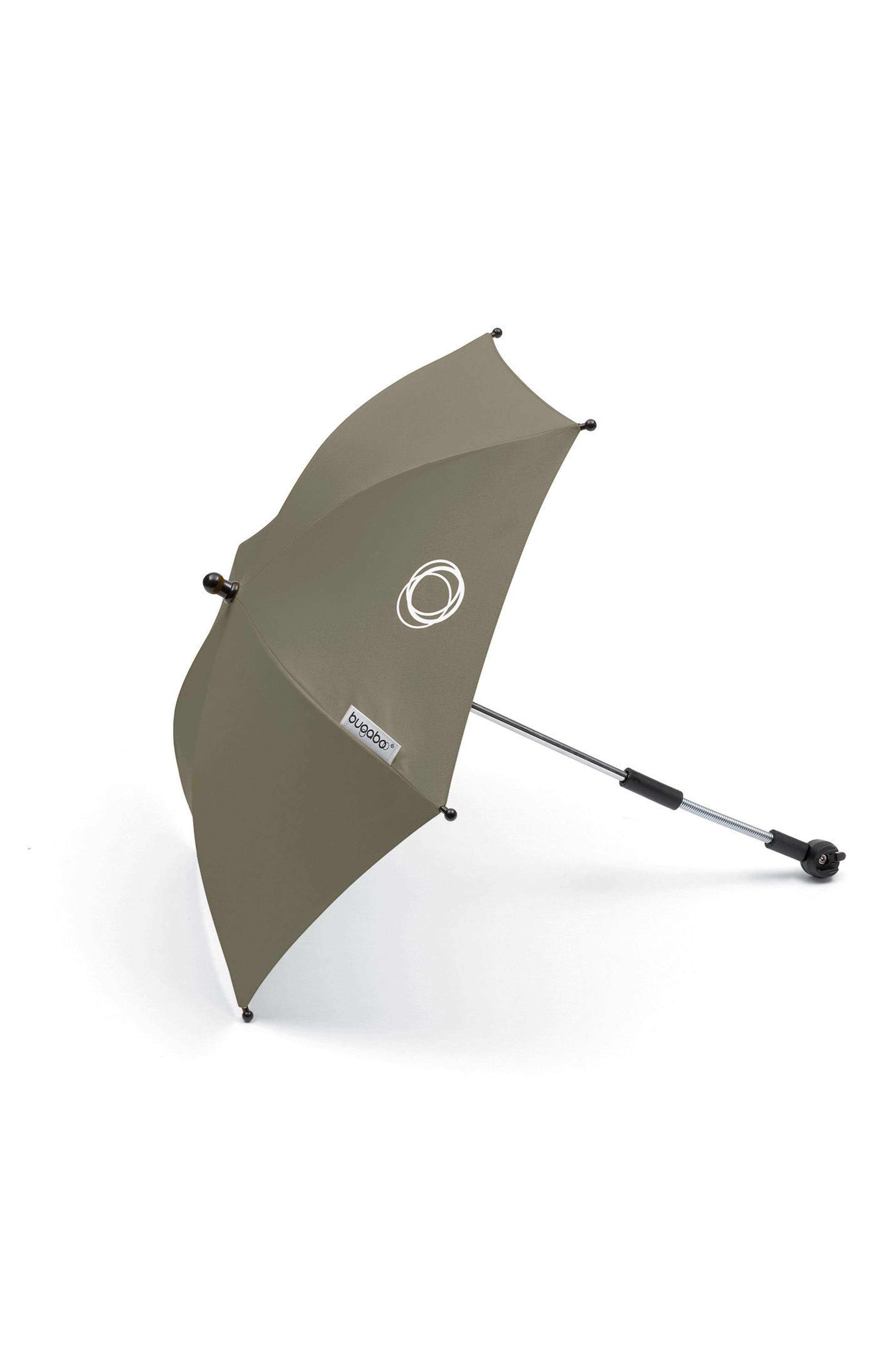 Universal Stroller Parasol,                         Main,                         color, Olive Green