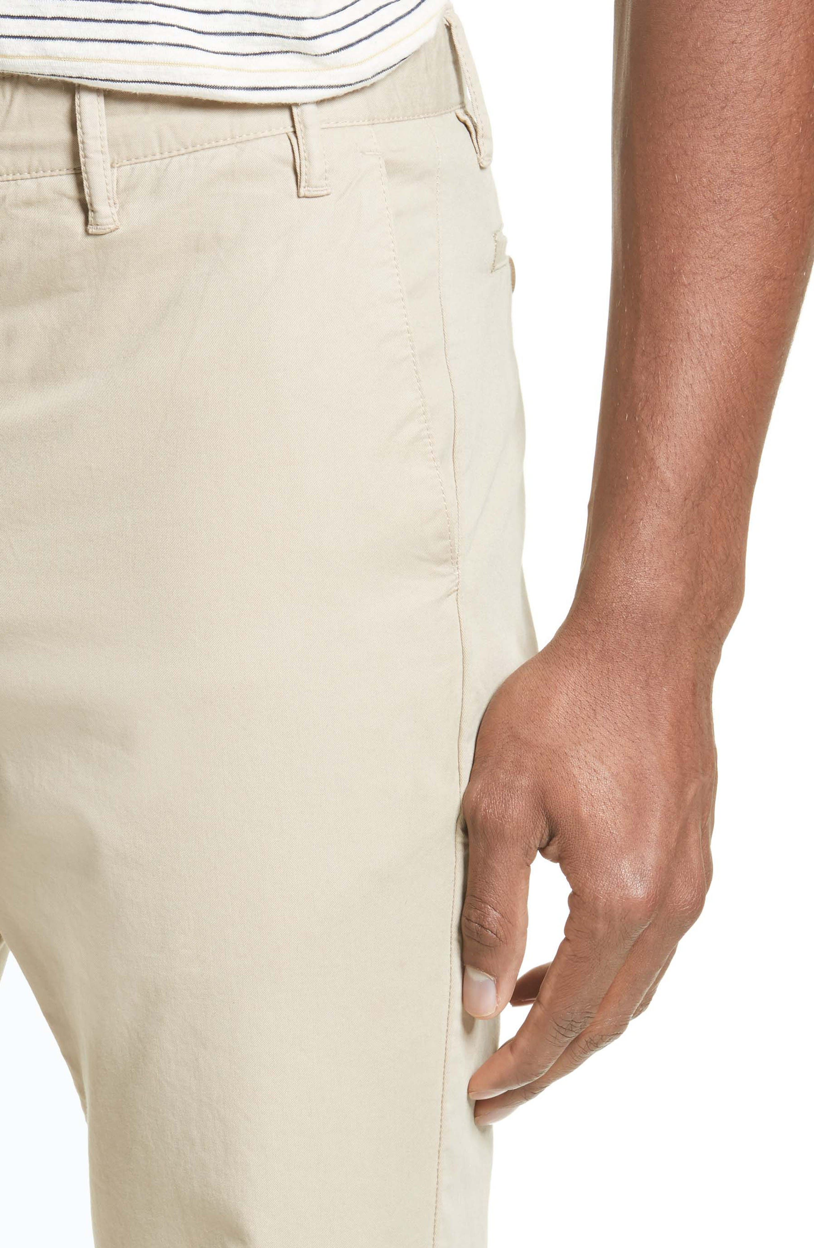 Alternate Image 4  - Norse Projects Slim Fit Cotton Twill Chinos