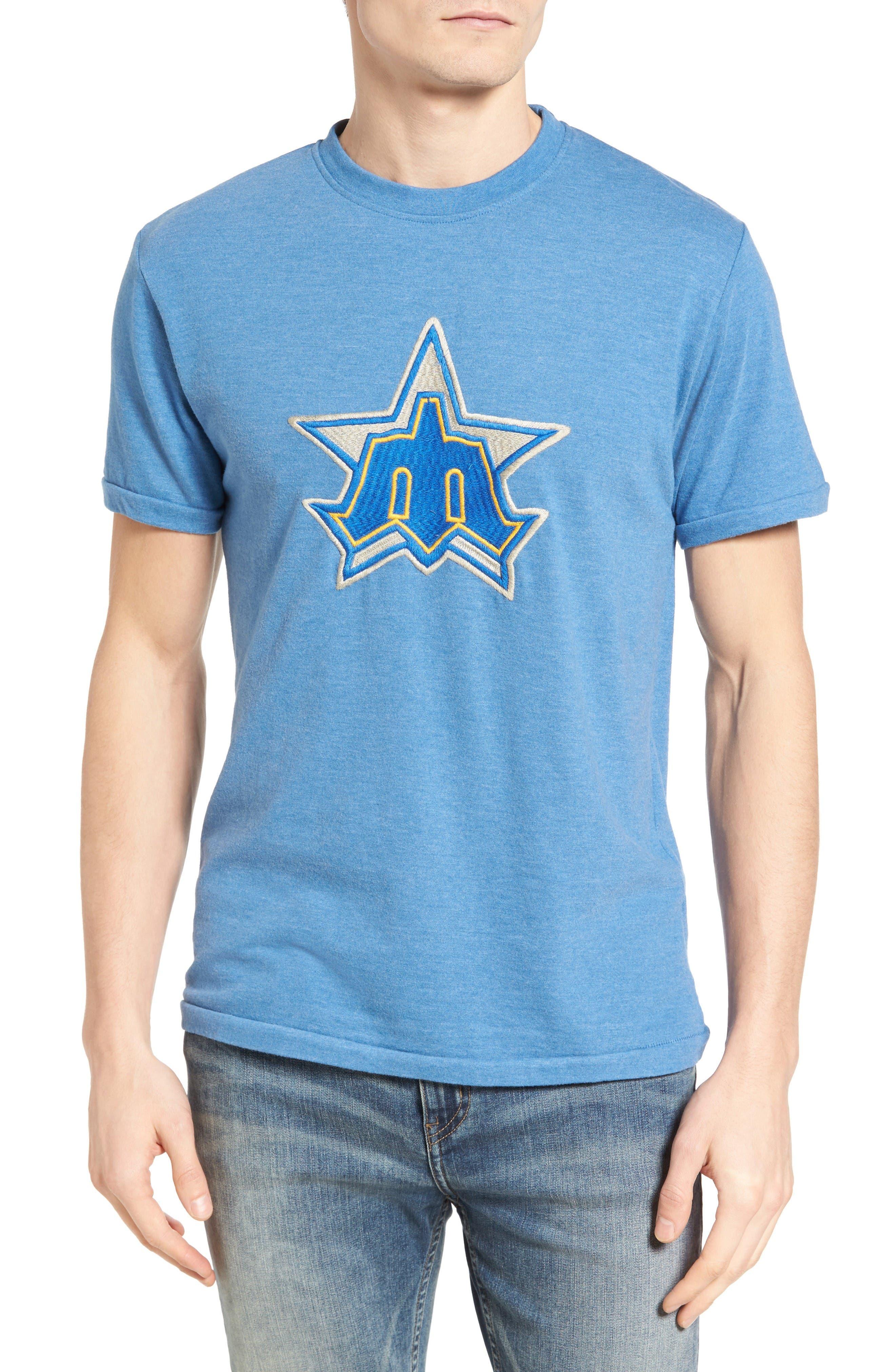 American Needle Hillwood Seattle Mariners T-Shirt