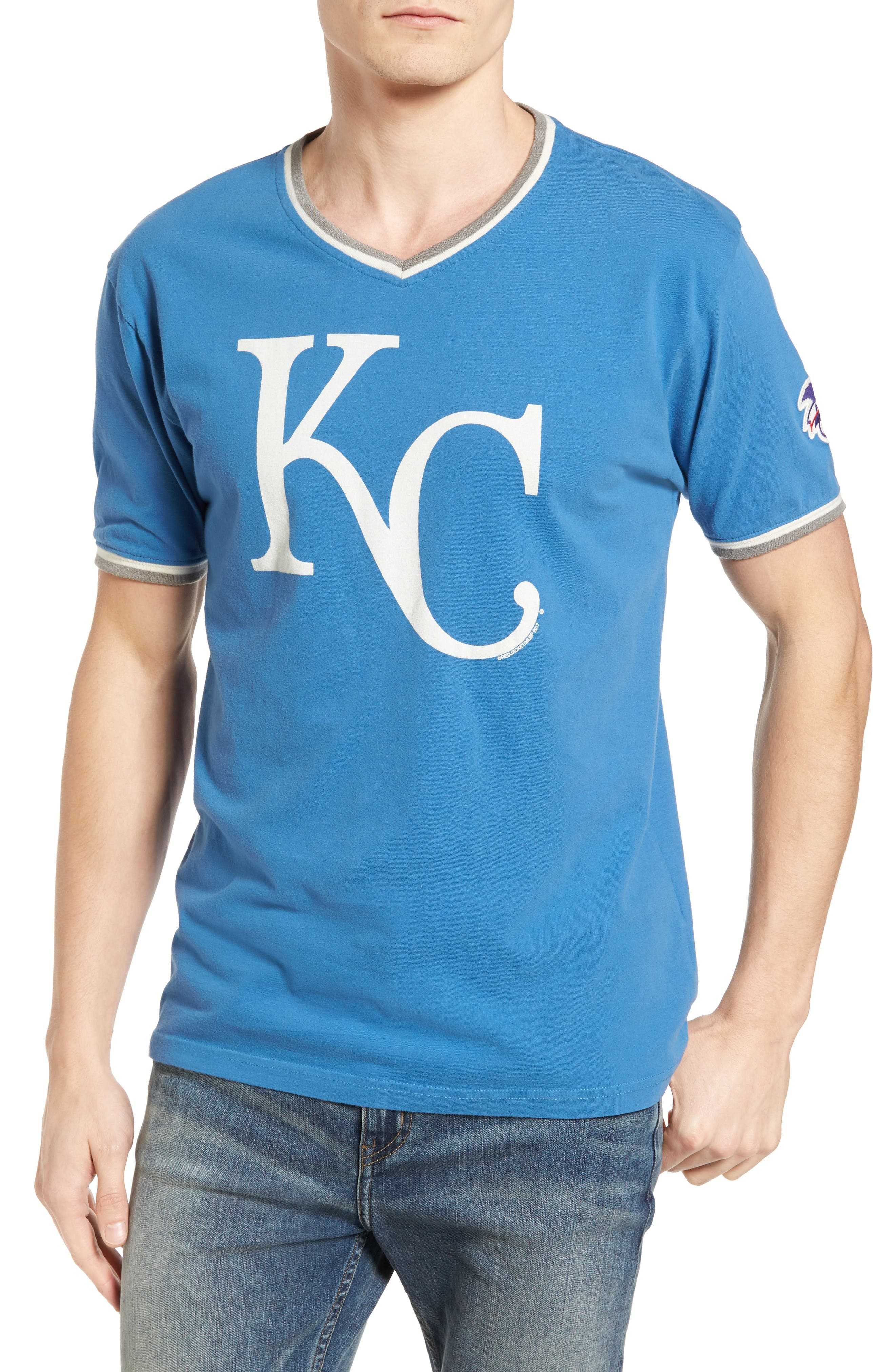 Alternate Image 1 Selected - American Needle Eastwood Kansas City Royals T-Shirt