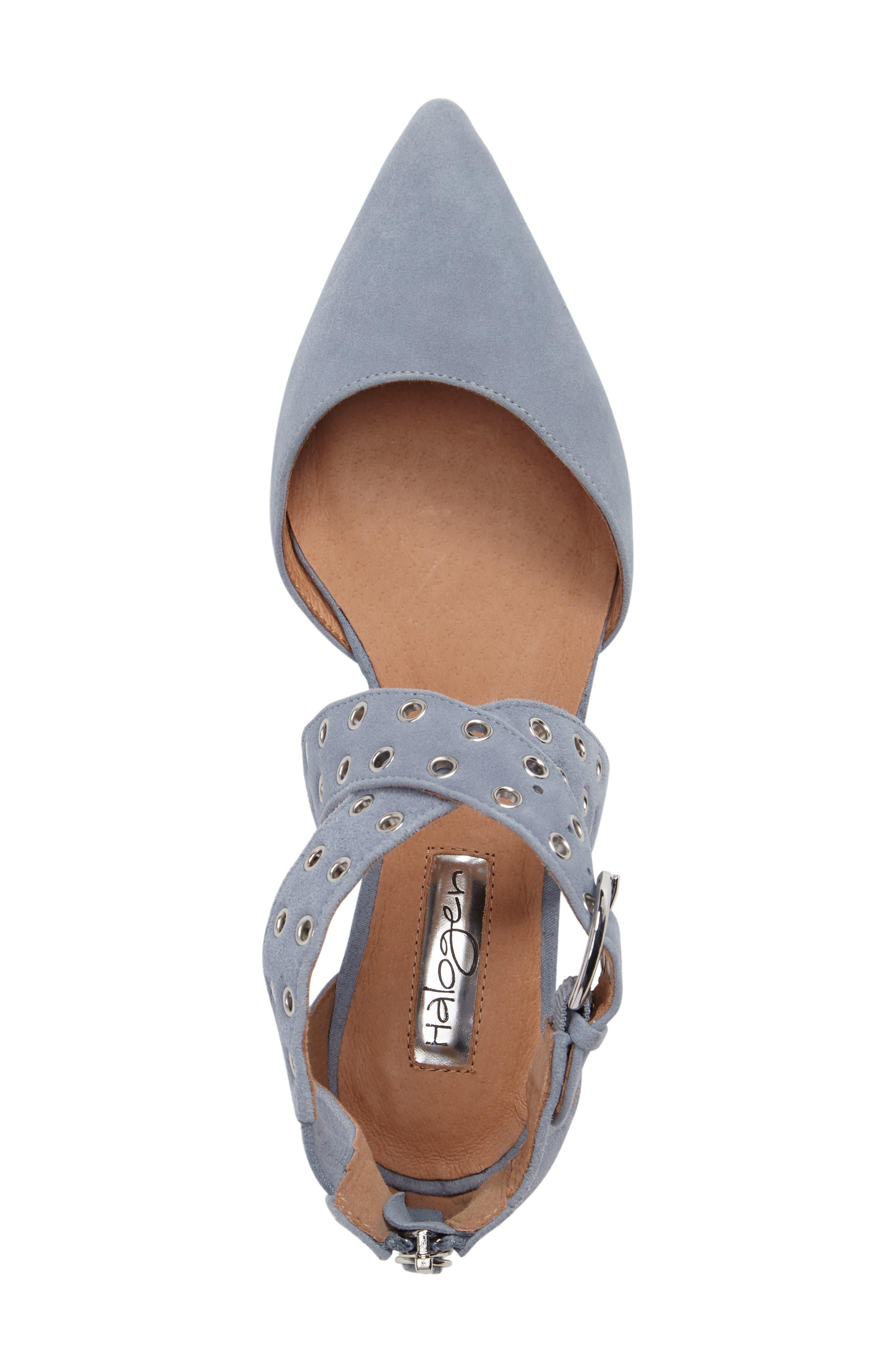 Alternate Image 4  - Halogen® Molly Pointy Toe Flat (Women)