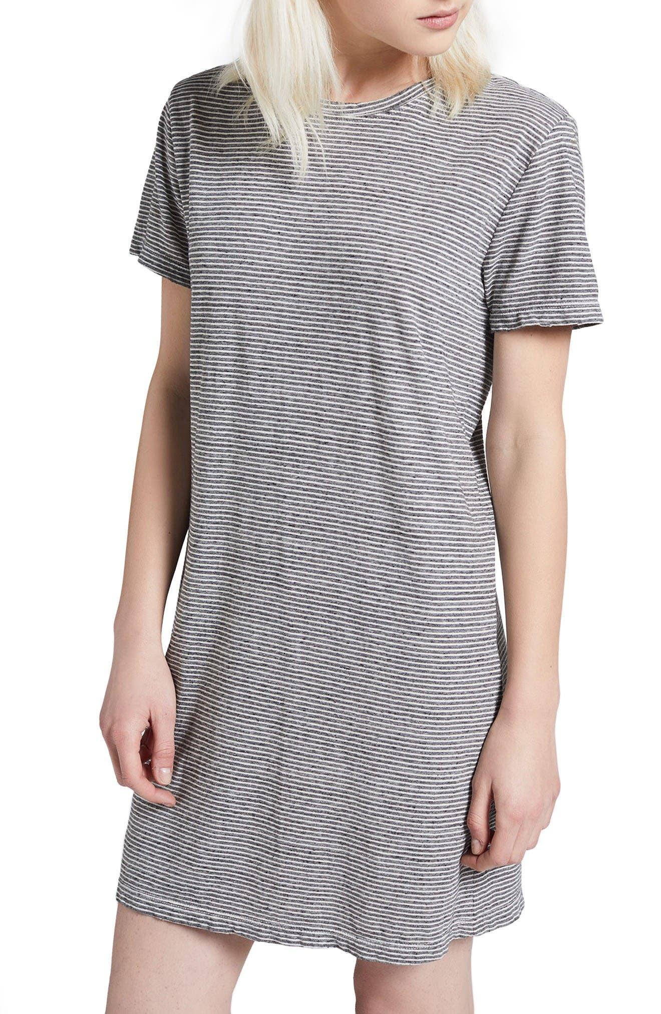 Alternate Image 1 Selected - Current/Elliott The Beatnik T-Shirt Dress