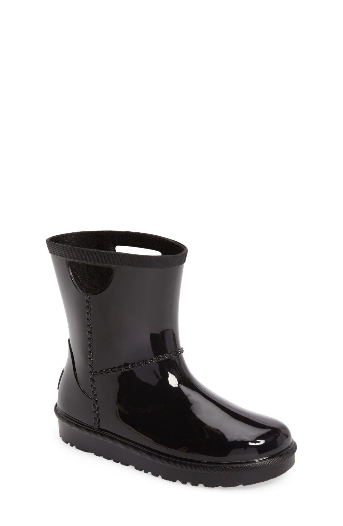 UGG® Rahjee Rain Boot (Walker & Toddler)