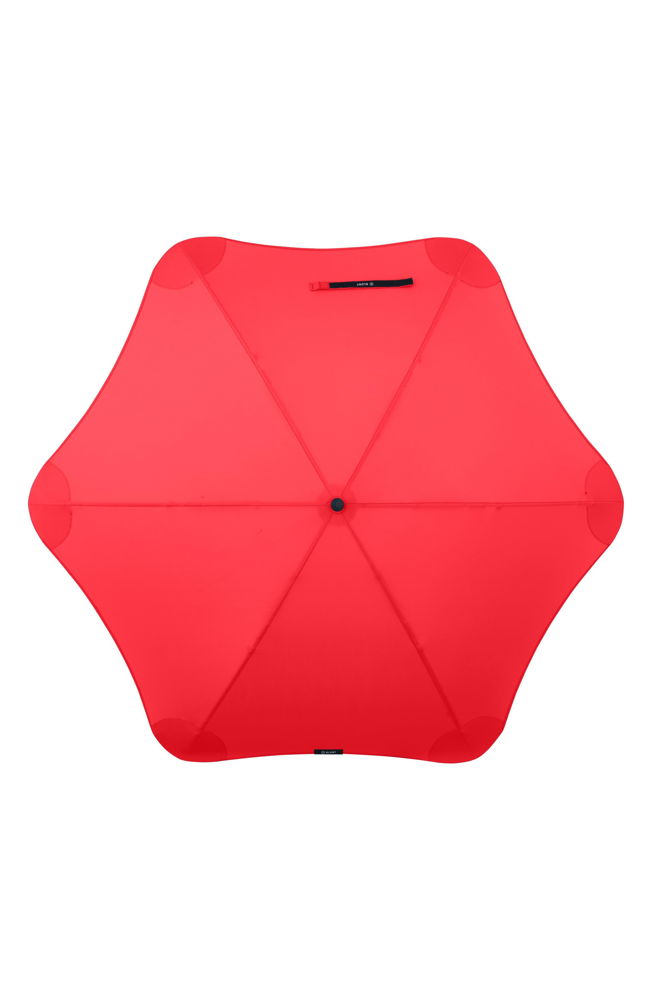Classic Umbrella,                             Alternate thumbnail 3, color,                             Red