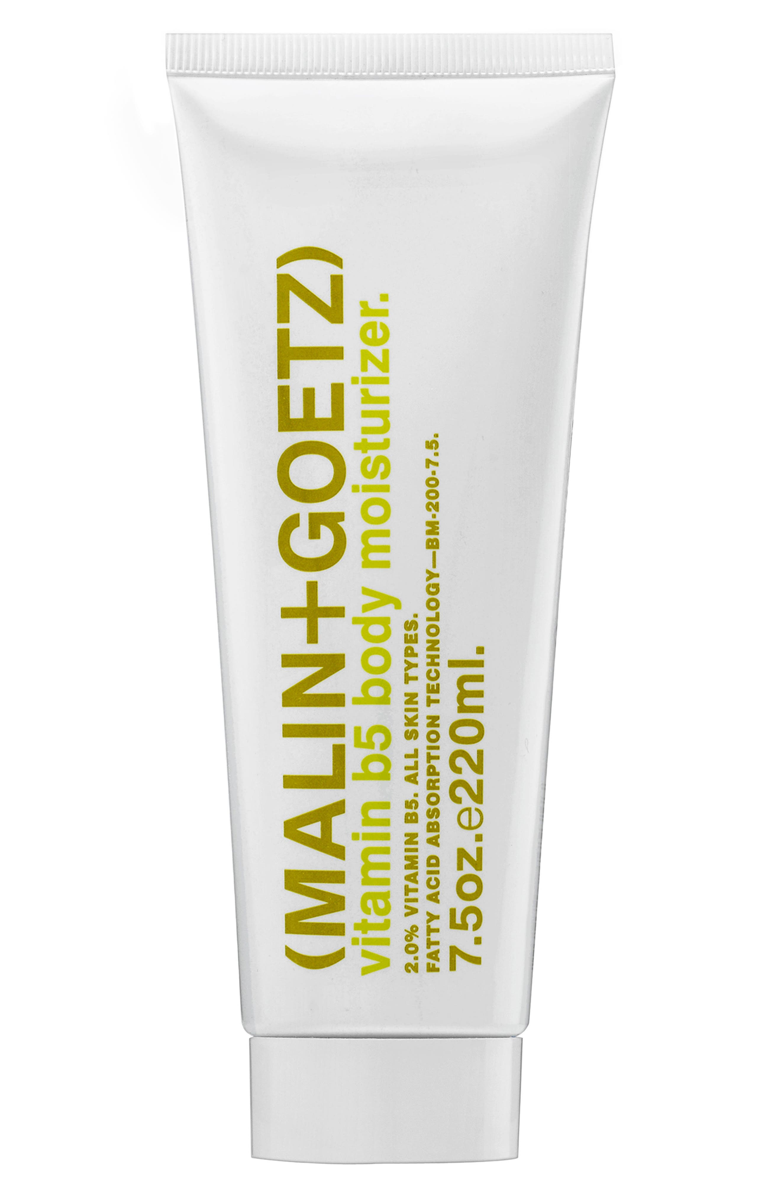 Main Image - Malin + Goetz Vitamin B5 Body Moisturizer