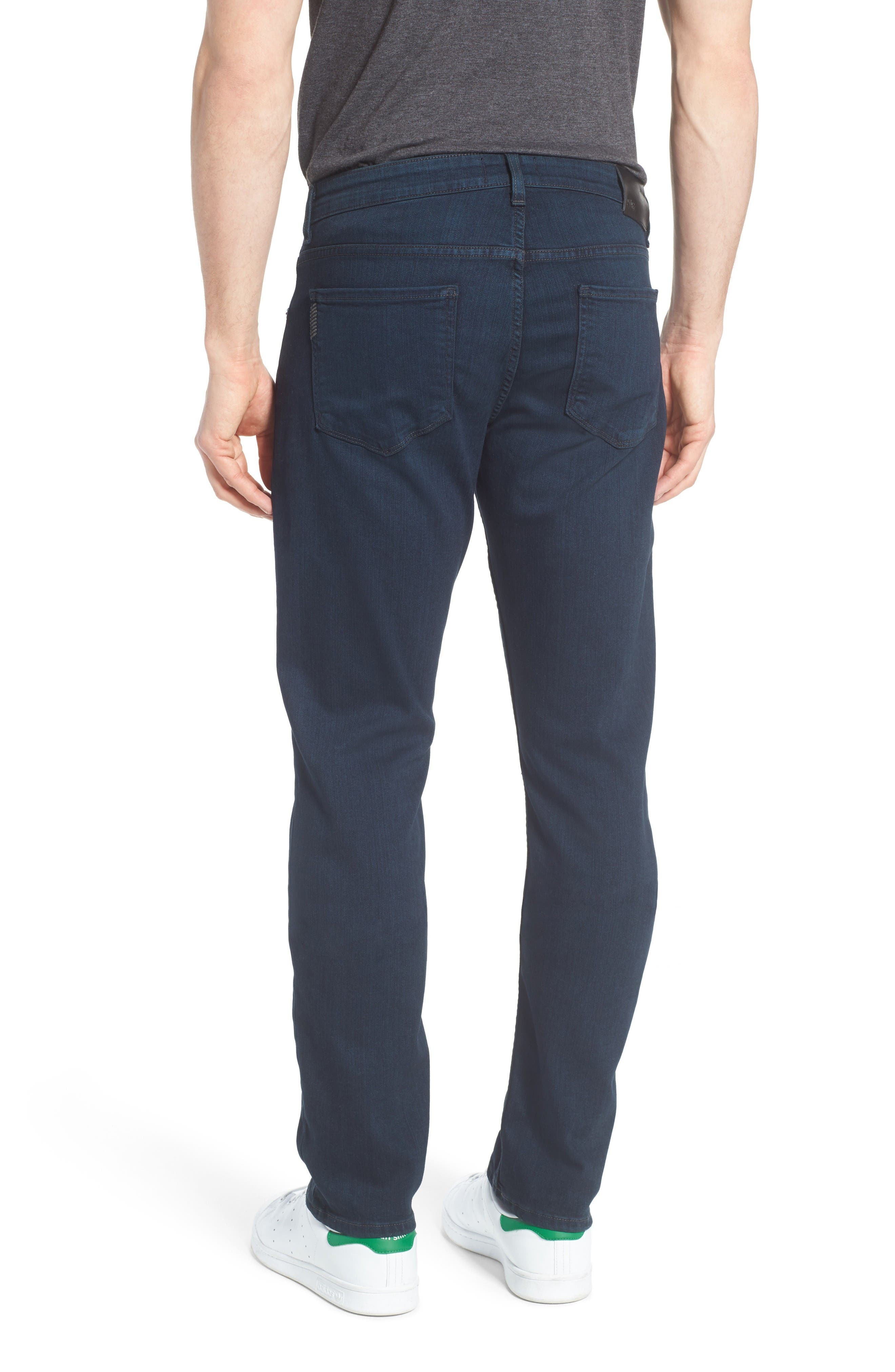 Alternate Image 2  - PAIGE Transcend - Federal Slim Straight Leg Jeans (Arlo)