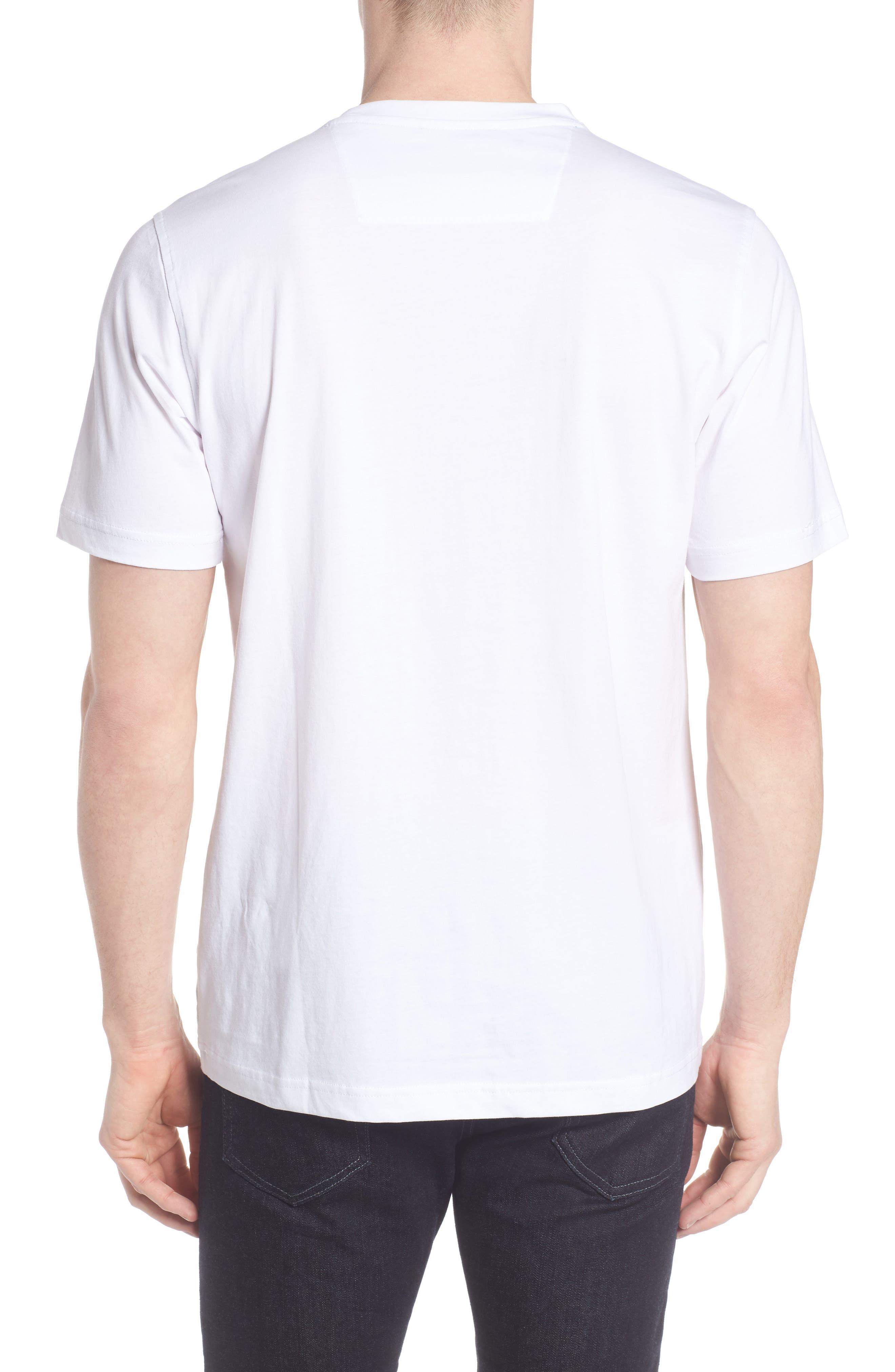 Alternate Image 2  - Bugatchi Graphic T-Shirt