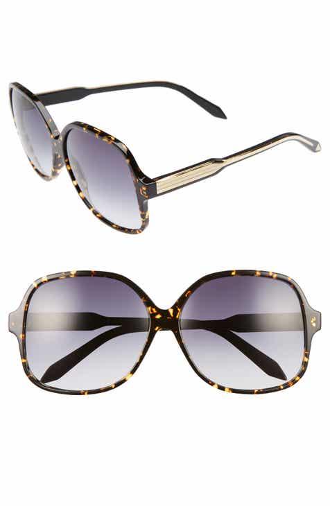 fca4dff6d6 Victoria Beckham Classic 61mm Gradient Lens Square Sunglasses