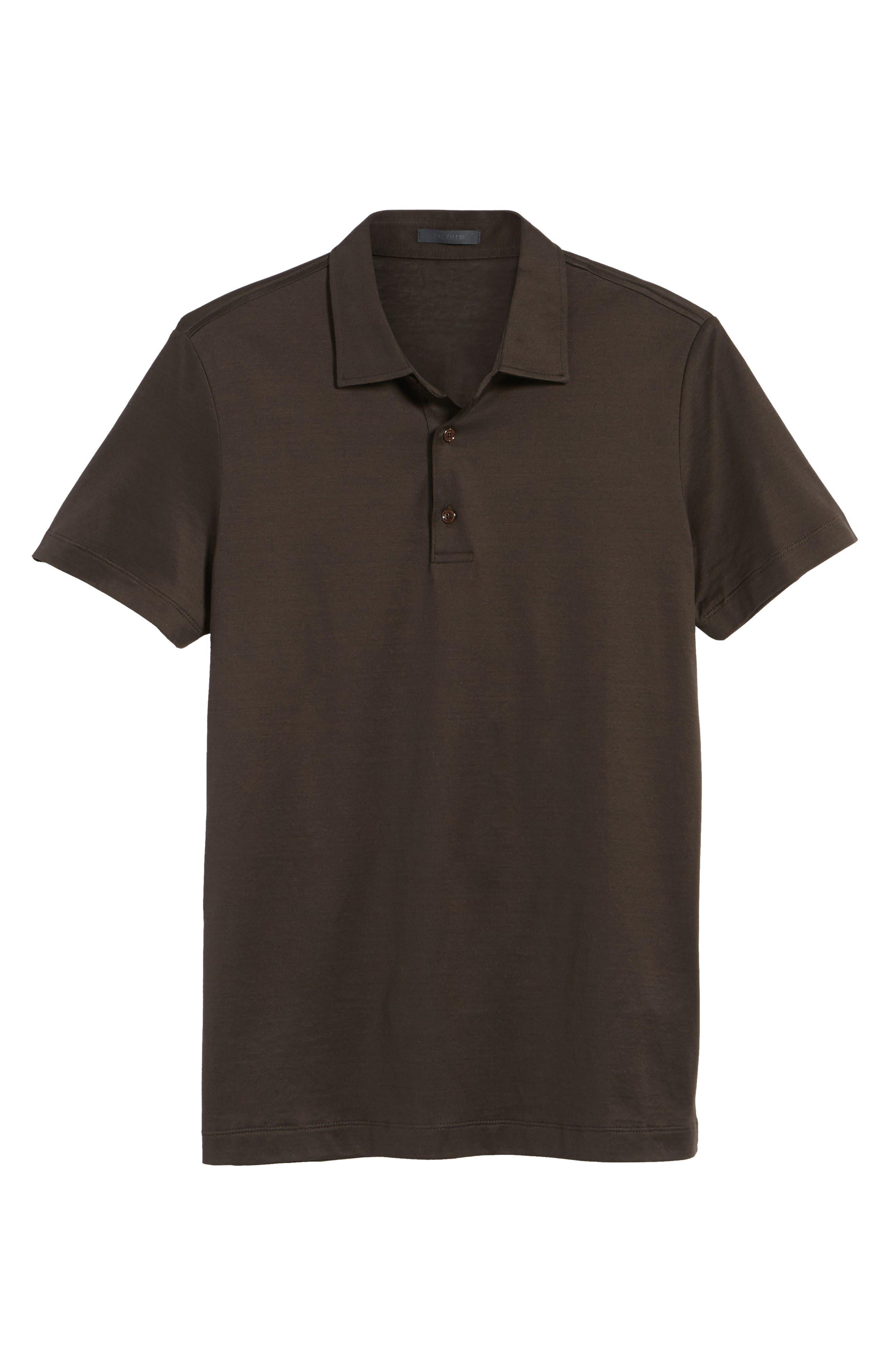 Alternate Image 6  - Pal Zileri Jersey Polo