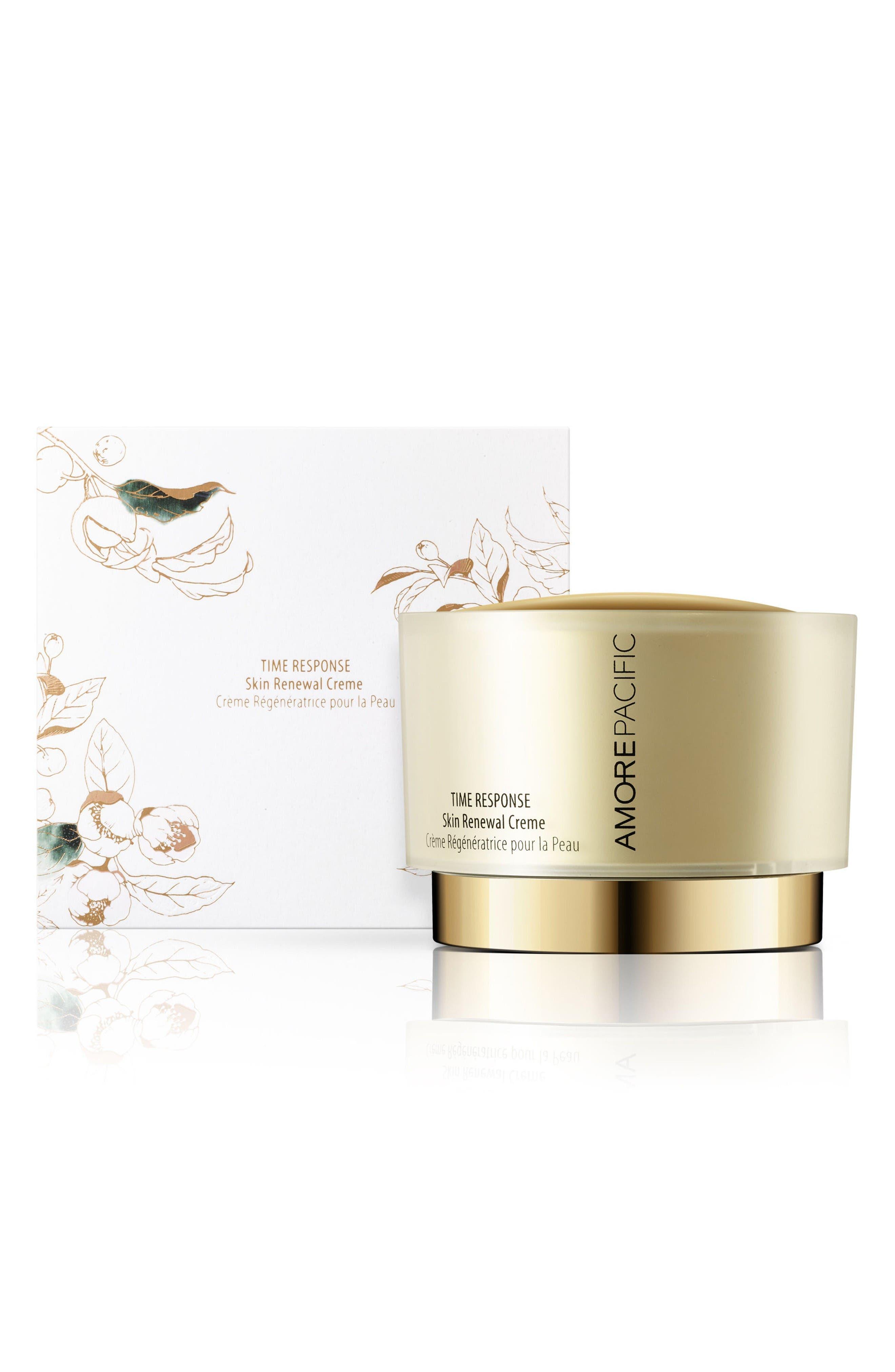Main Image - AMOREPACIFIC Time Response Skin Renewal Crème (Limited Edition)
