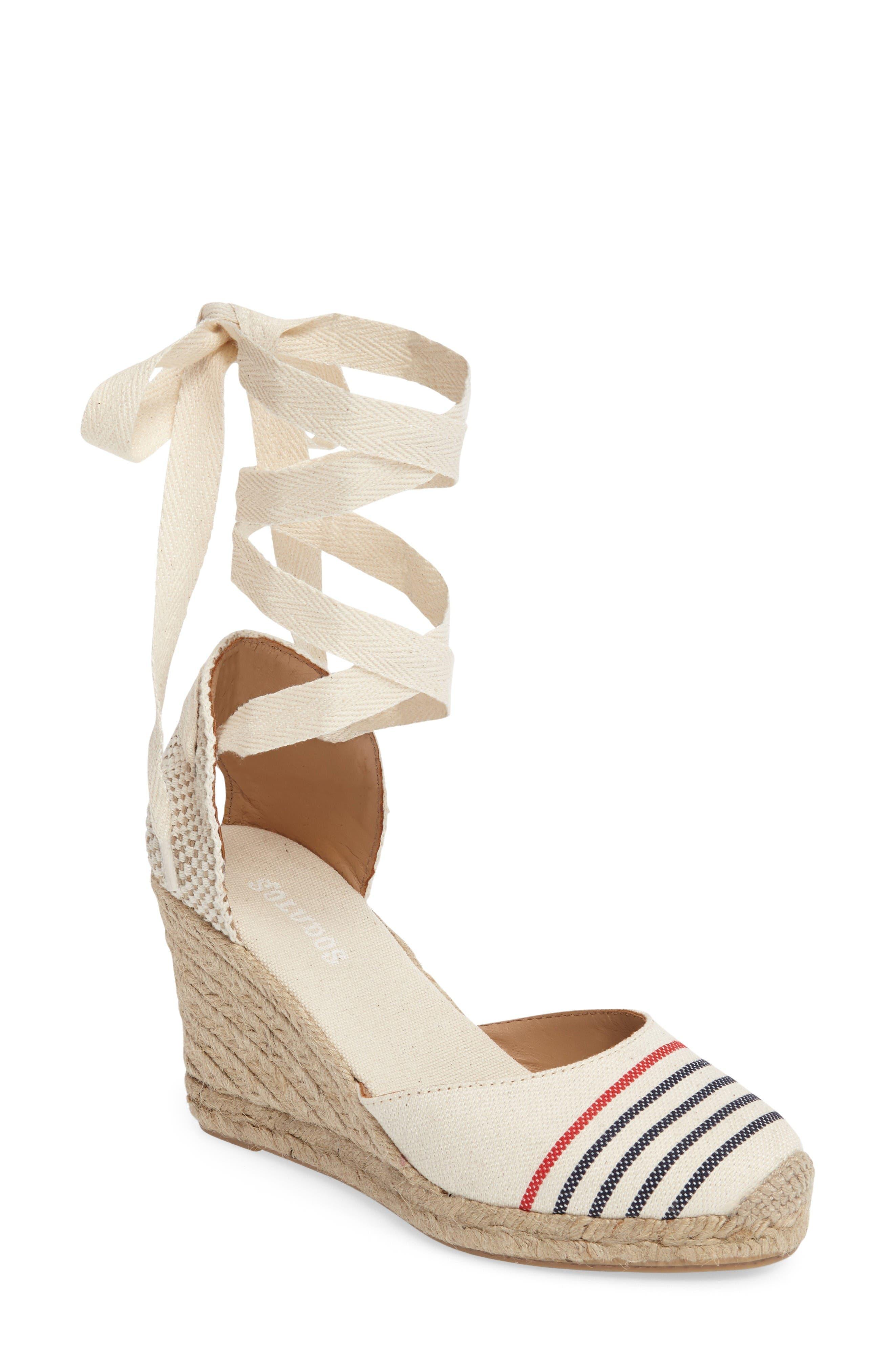 Soludos Wedge Sandal (Women)