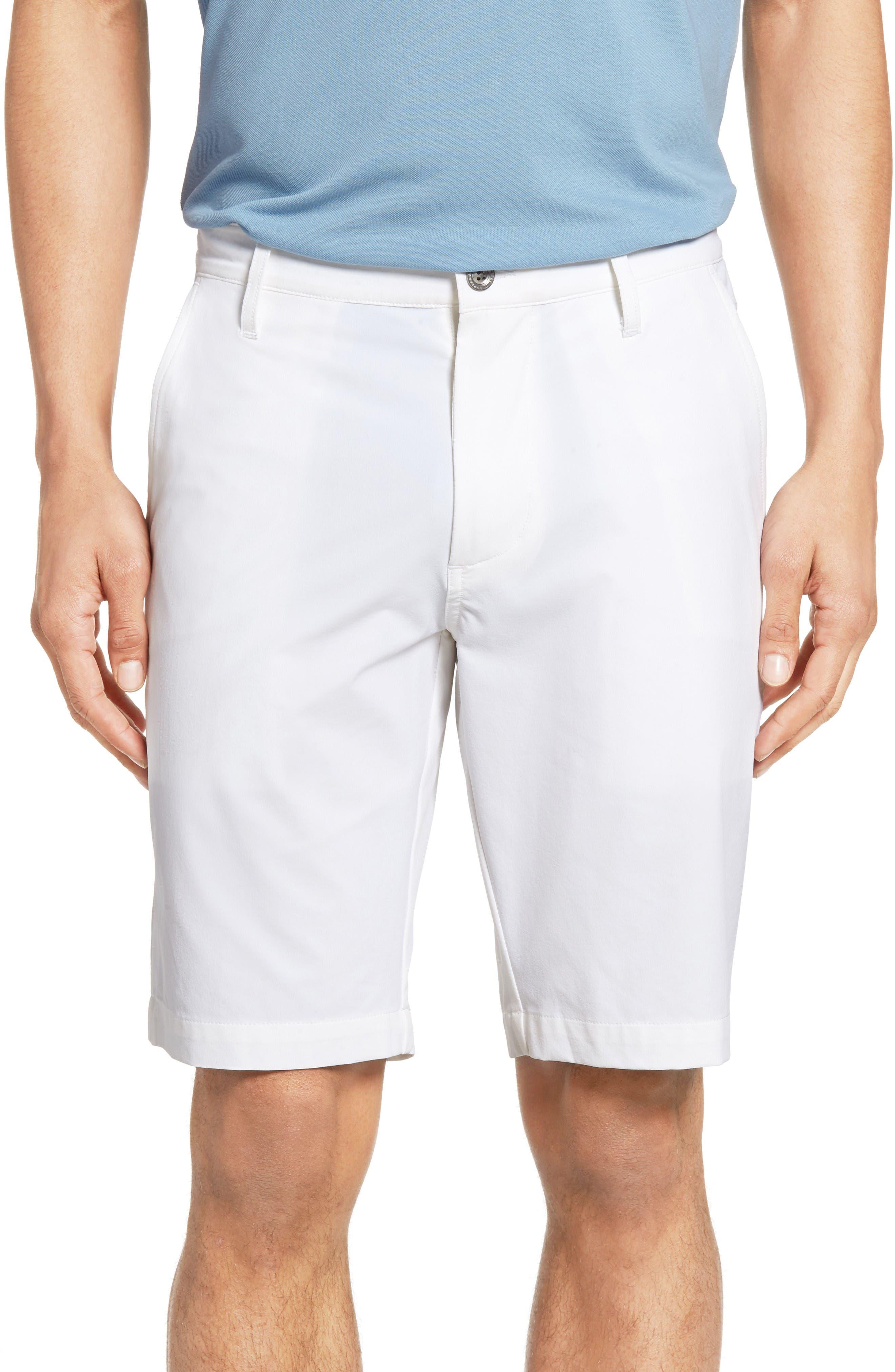 Canyon Shorts,                             Main thumbnail 1, color,                             Bright White